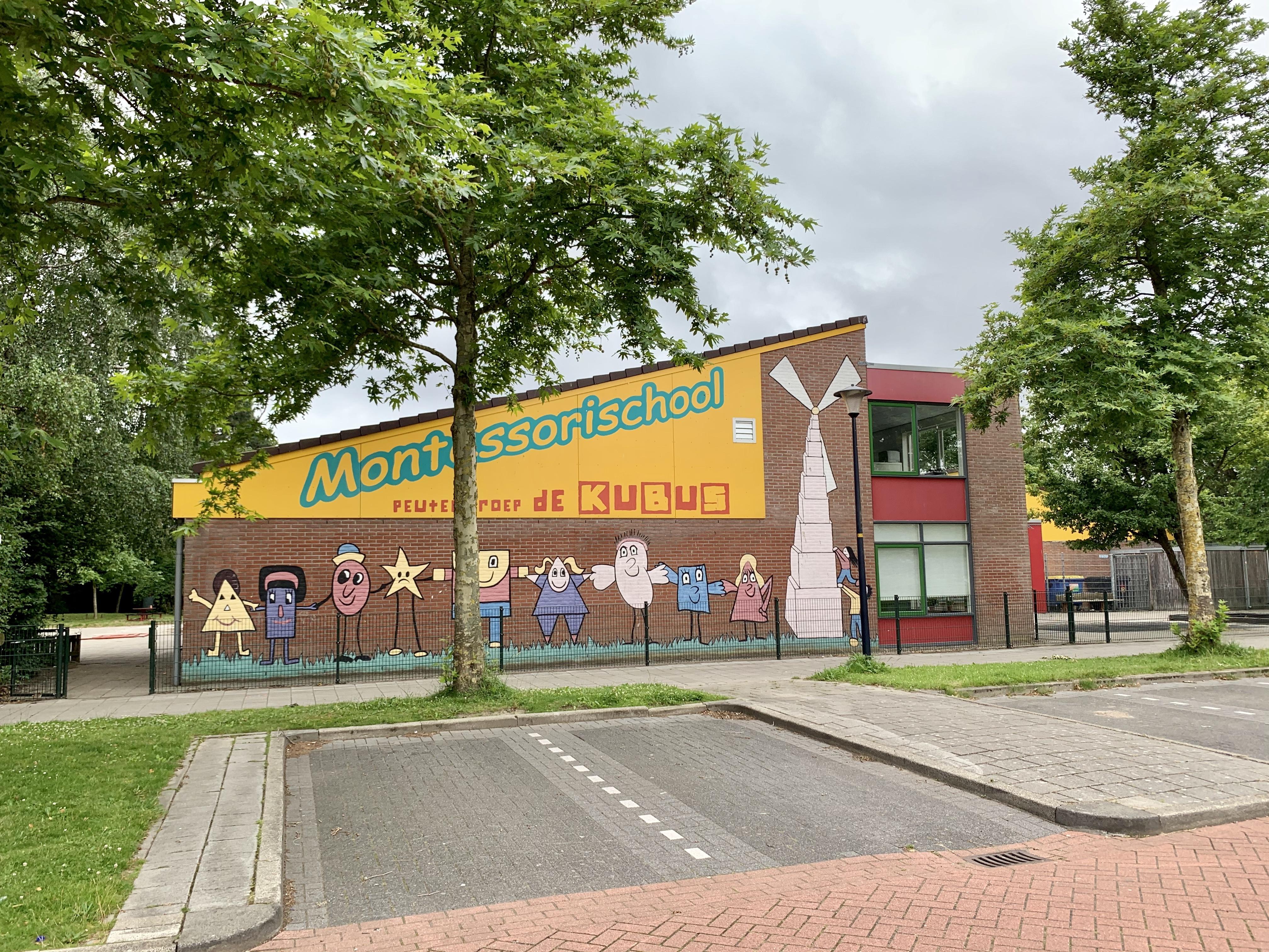 Doek valt voor Montessorischool Heerhugowaard. Aantal leerlingen Alkmaarse vestiging groeit nog wel