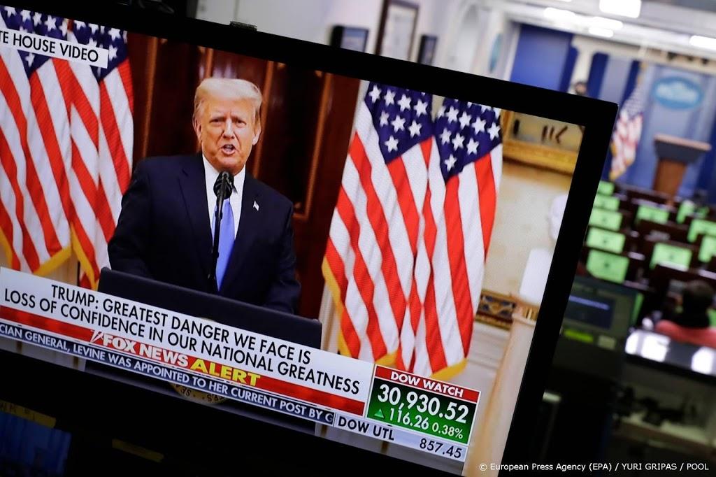 'Trump overweegt oprichting nieuwe politieke partij'