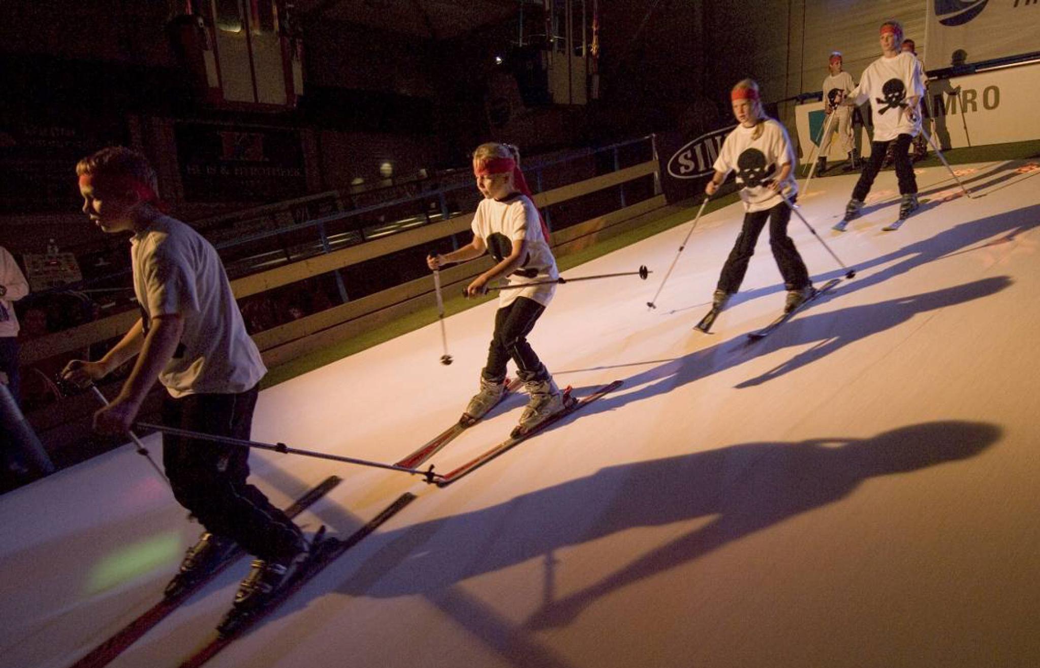 Skisportcentrum Hillegom failliet, eigenaar Erik du Pré is er 'kapot' van