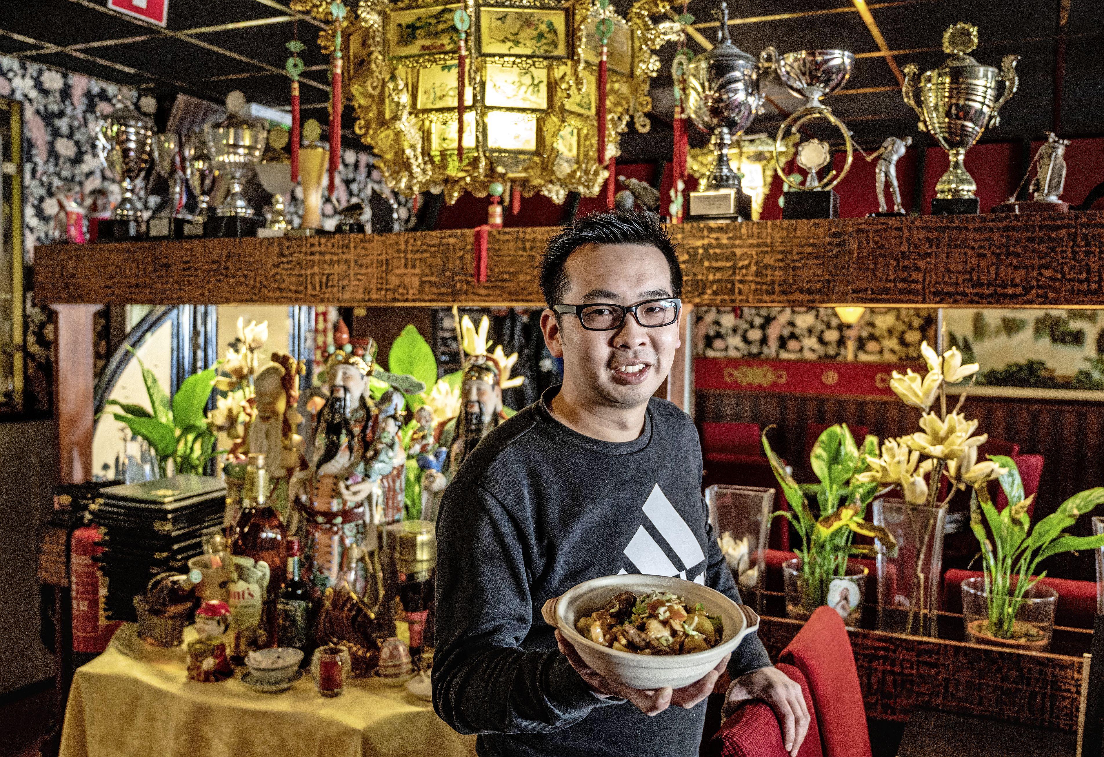 Babi pangang tref je nergens in China op het menu. Het is bij uitstek Nederlands immaterieel erfgoed. Rondgang langs de IJmondse Chinees