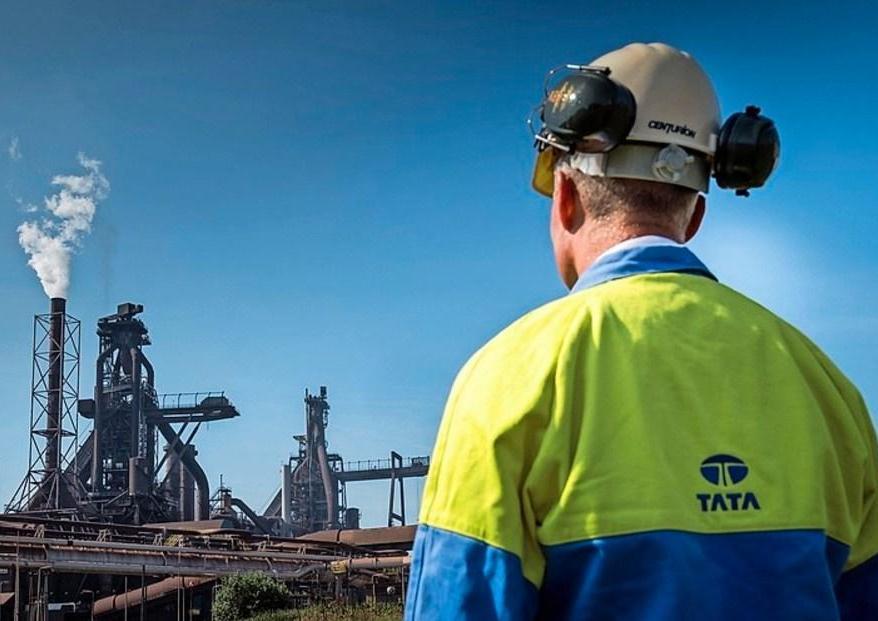 Fabriek Tata Steel blijft huidige opzet houden na fusie