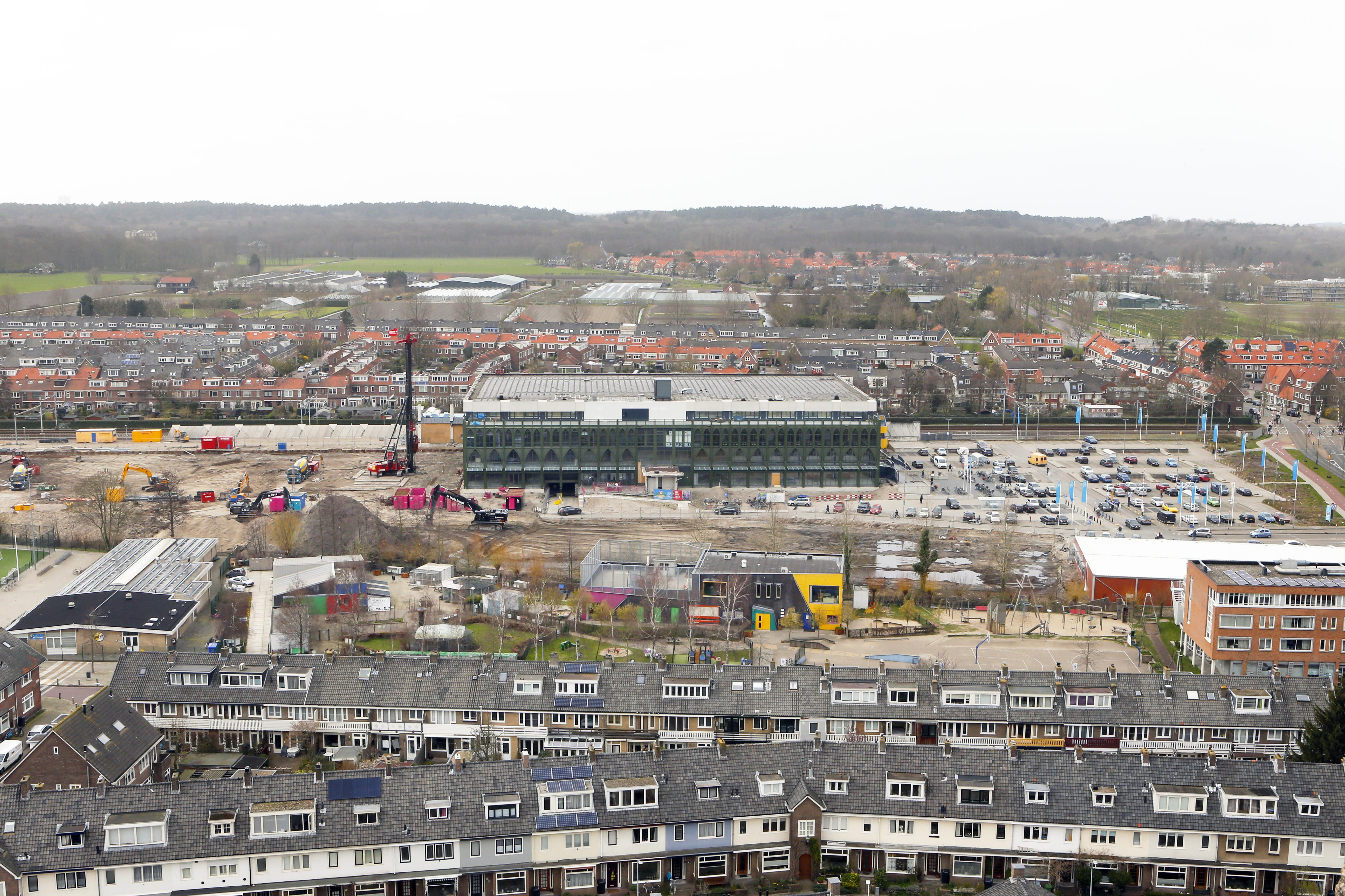 Raad van State geeft groen licht voor bouw Plaza West in Haarlem