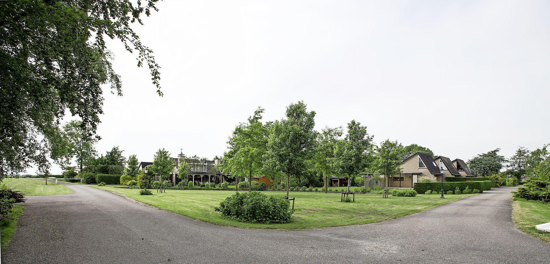 Handhaving Watertuin in Warmond blijft nog open vraag