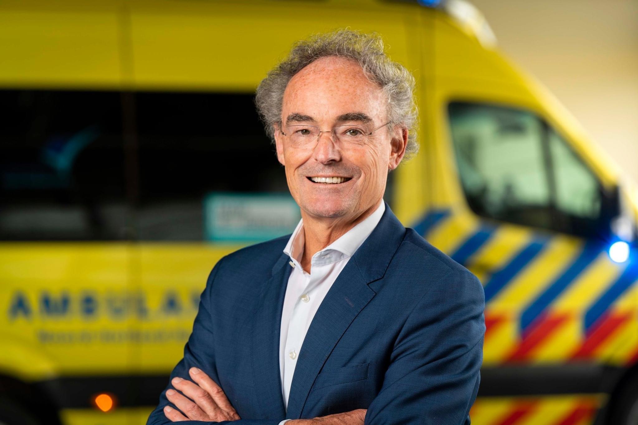 Directeur Martin Smeekes van Veiligheidsregio Noord-Holland Noord: 'Coronacrisis is radicaal anders dan andere rampen, we moeten op zoek naar nieuwe balans'