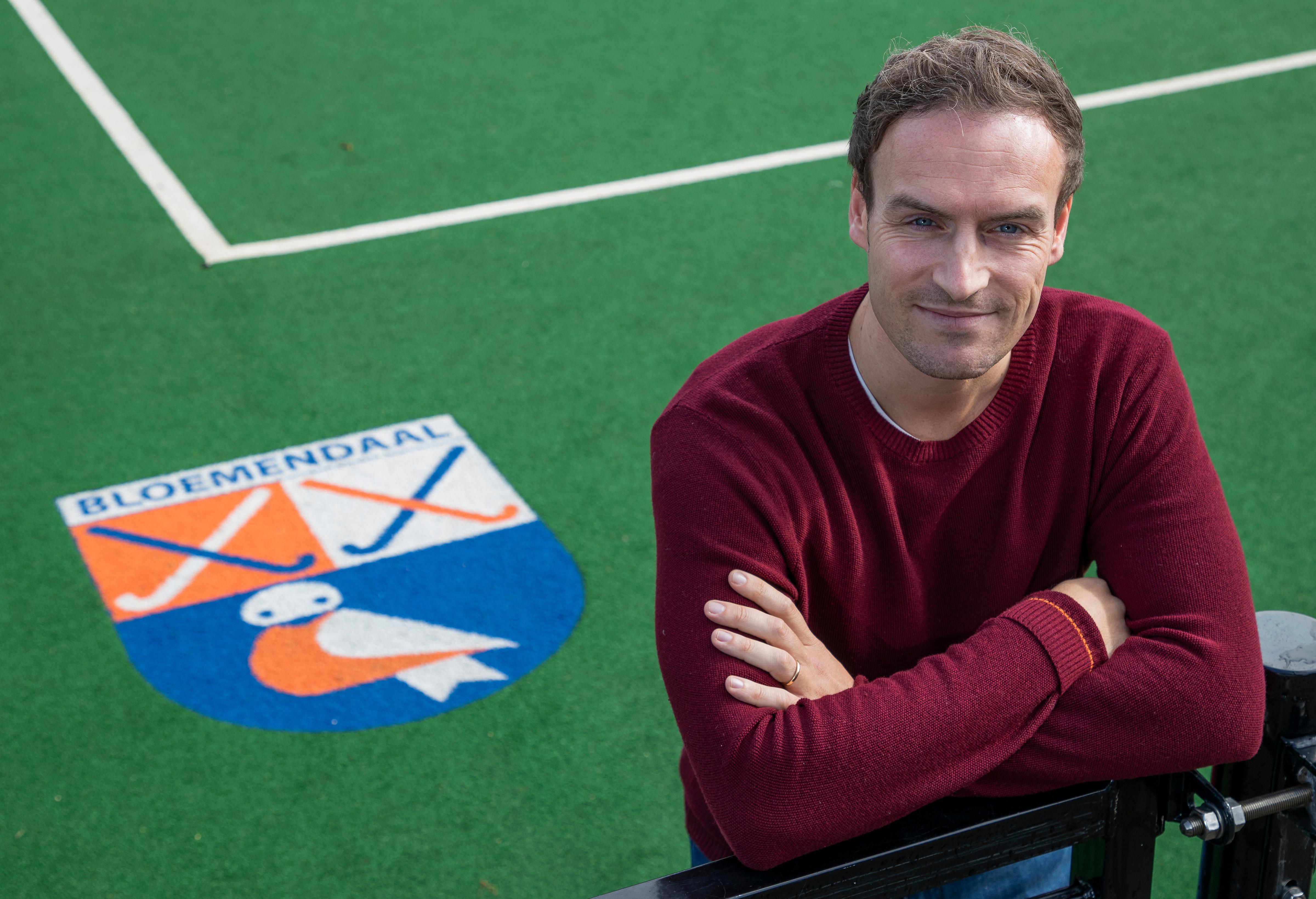 Rick Mathijssen volgt Michel van den Heuvel na dit seizoen op bij hockeyers van landskampioen Bloemendaal: 'Ik ben toe aan mannenploeg'