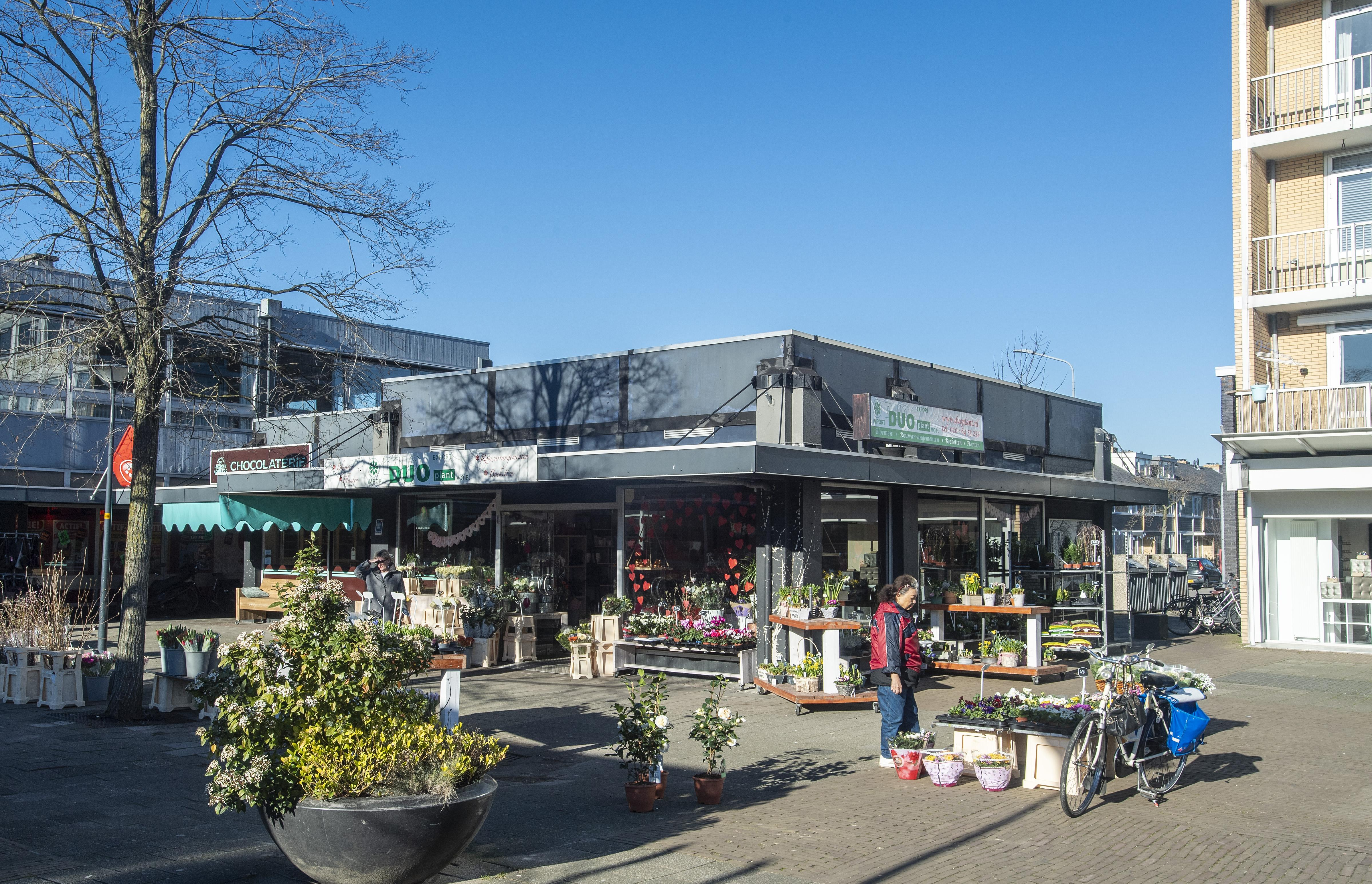 Nieuwbouw in centrum Badhoevedorp wordt lager op verzoek van dorpsbewoners