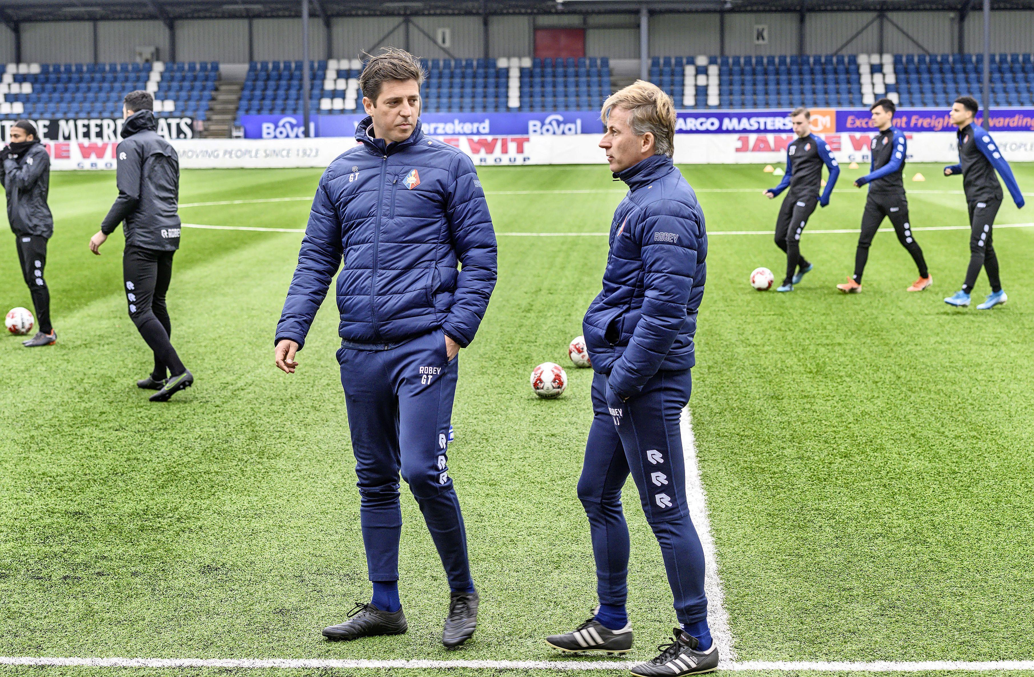 Gertjan Tamerus weg als assistent-trainer bij Telstar, Haarlemmer blijft aan bij Koninklijke HFC: 'Te druk om te combineren'