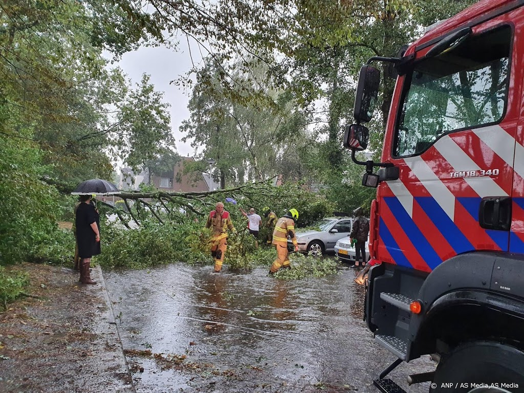 Veel meldingen van wateroverlast in Zuid-Limburg