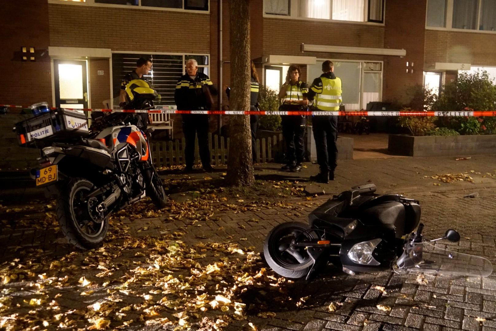 Man gestoken bij burenruzie in Alkmaar