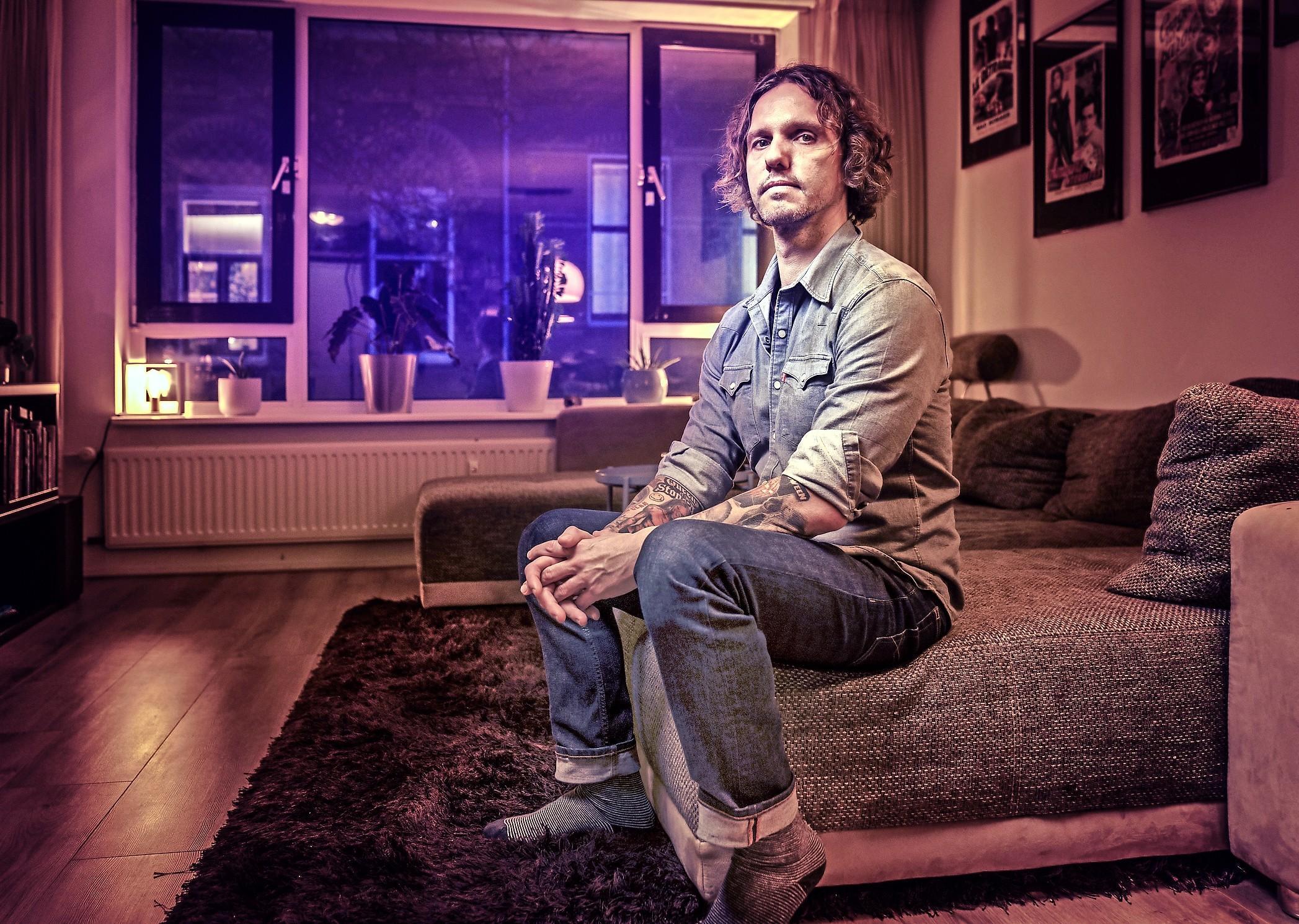 Ferry Zandvliet verloor vijf jaar geleden bij terreuraanslag in Bataclan al zijn angsten: 'De scherpe randjes zijn van mijn karakter af'
