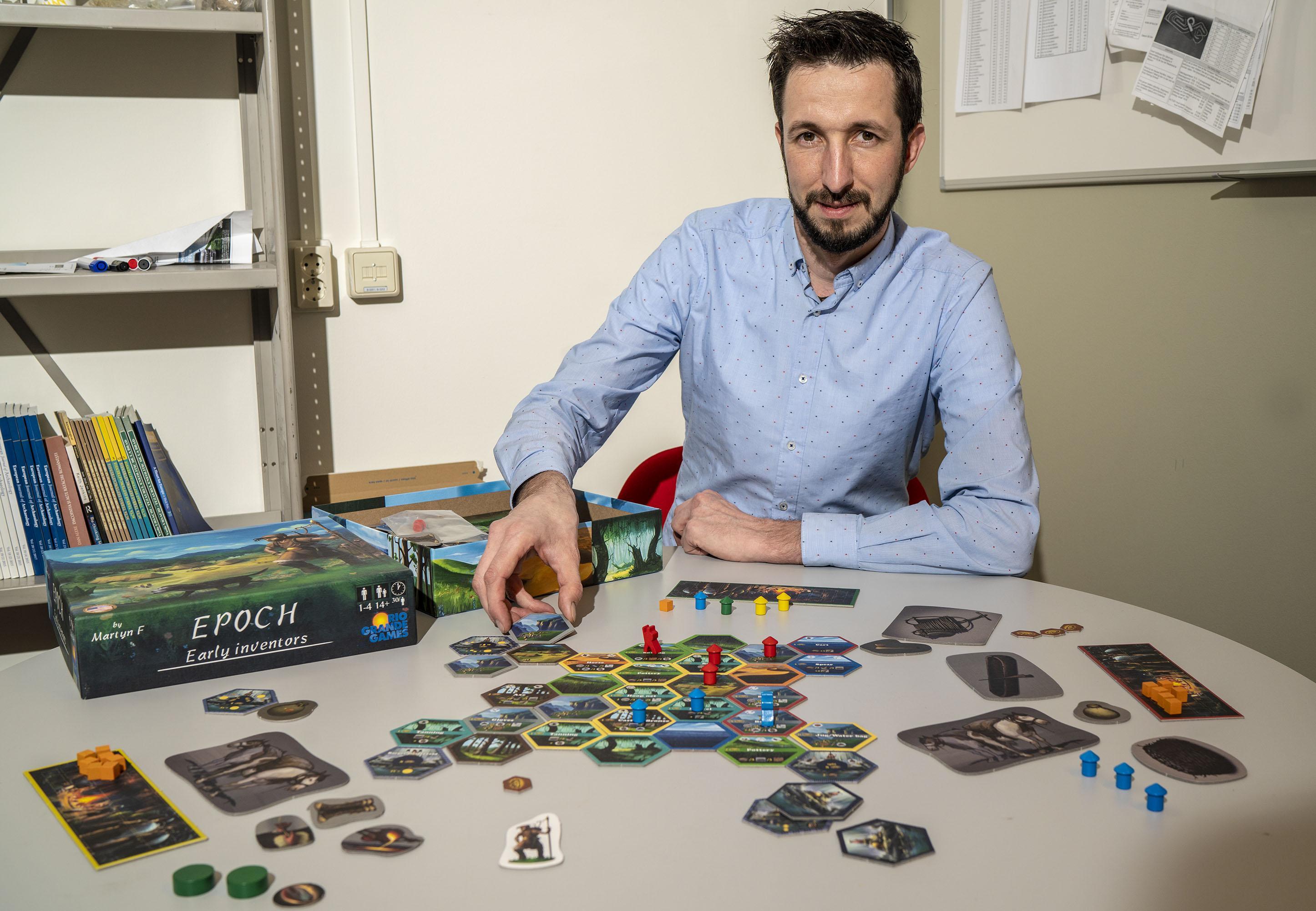 10.000 jaar geschiedenis in een spel