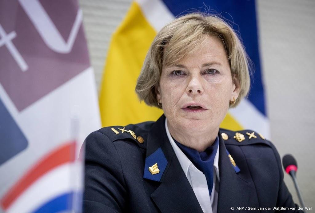 Politiechef Jannine van den Berg stopt bij Landelijke Eenheid