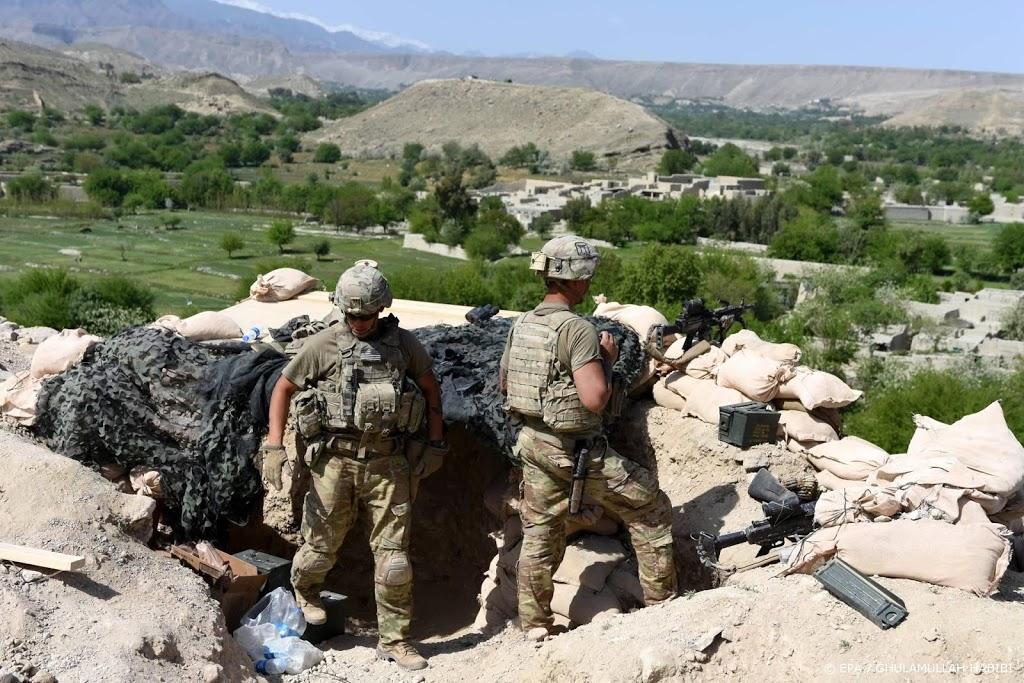 VS en NAVO halen alle militairen uit Afghanistan terug