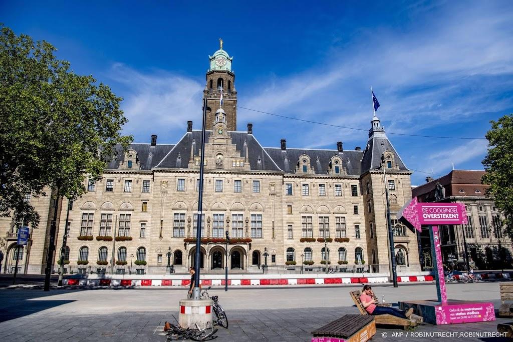 Rotterdamse Coolsingel na 3 jaar verbouwen weer open