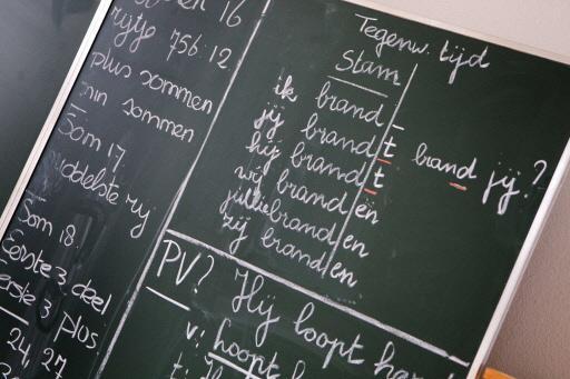 Veel basisscholen dicht wegens voorspelde gladheid maandag