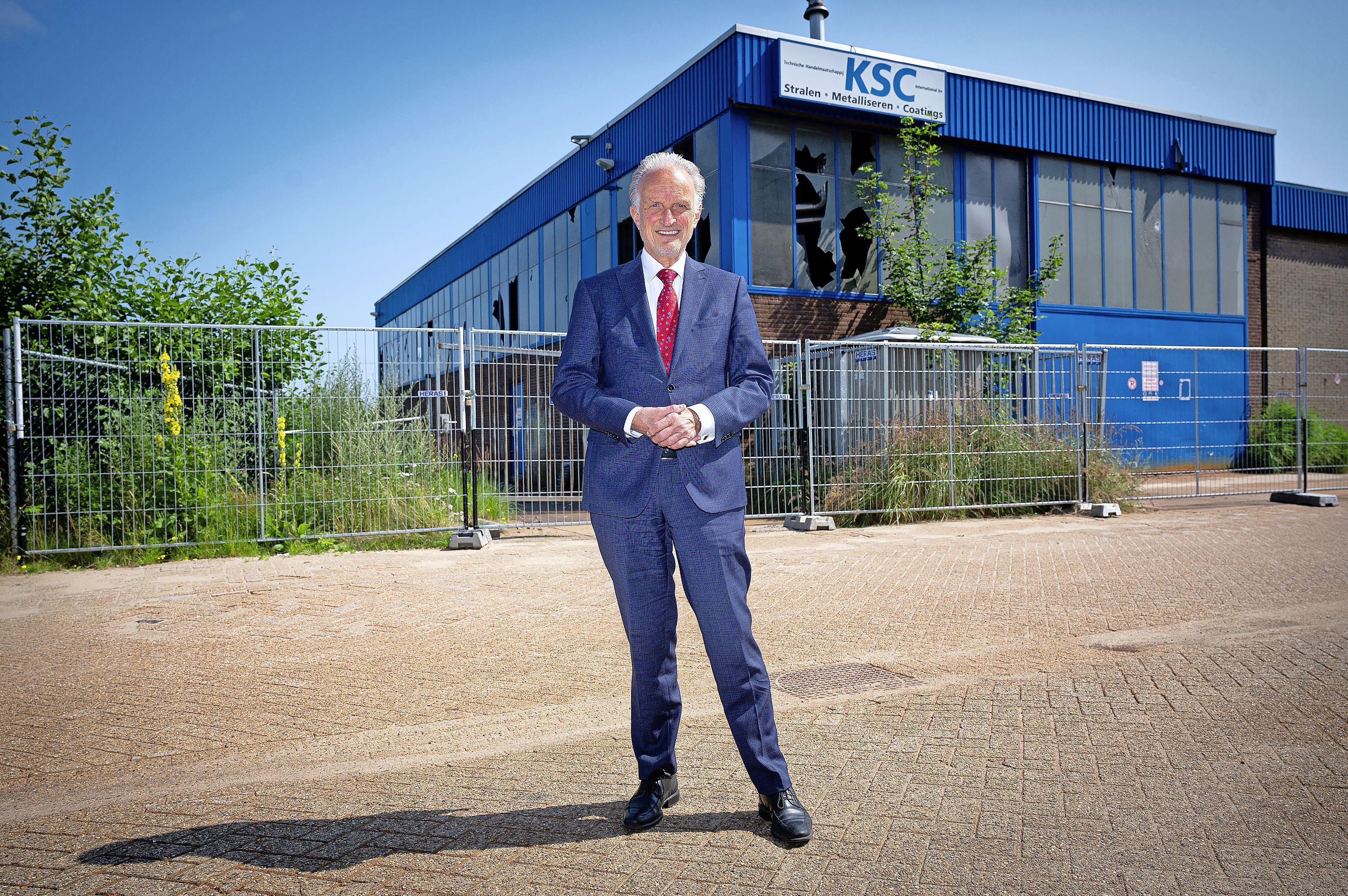 Woningbouw in Waterland volgens Rotterdams recept; nieuwe wethouder Theo van Eijk wil 'stappen zetten'