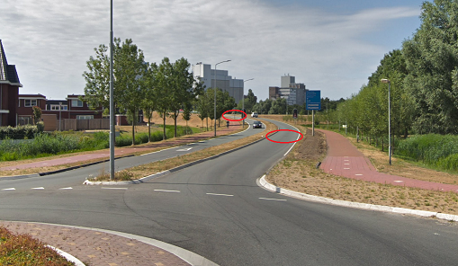 Wormerland wil snelheidsremmende maatregelen nemen op de Noordweg in Wormer