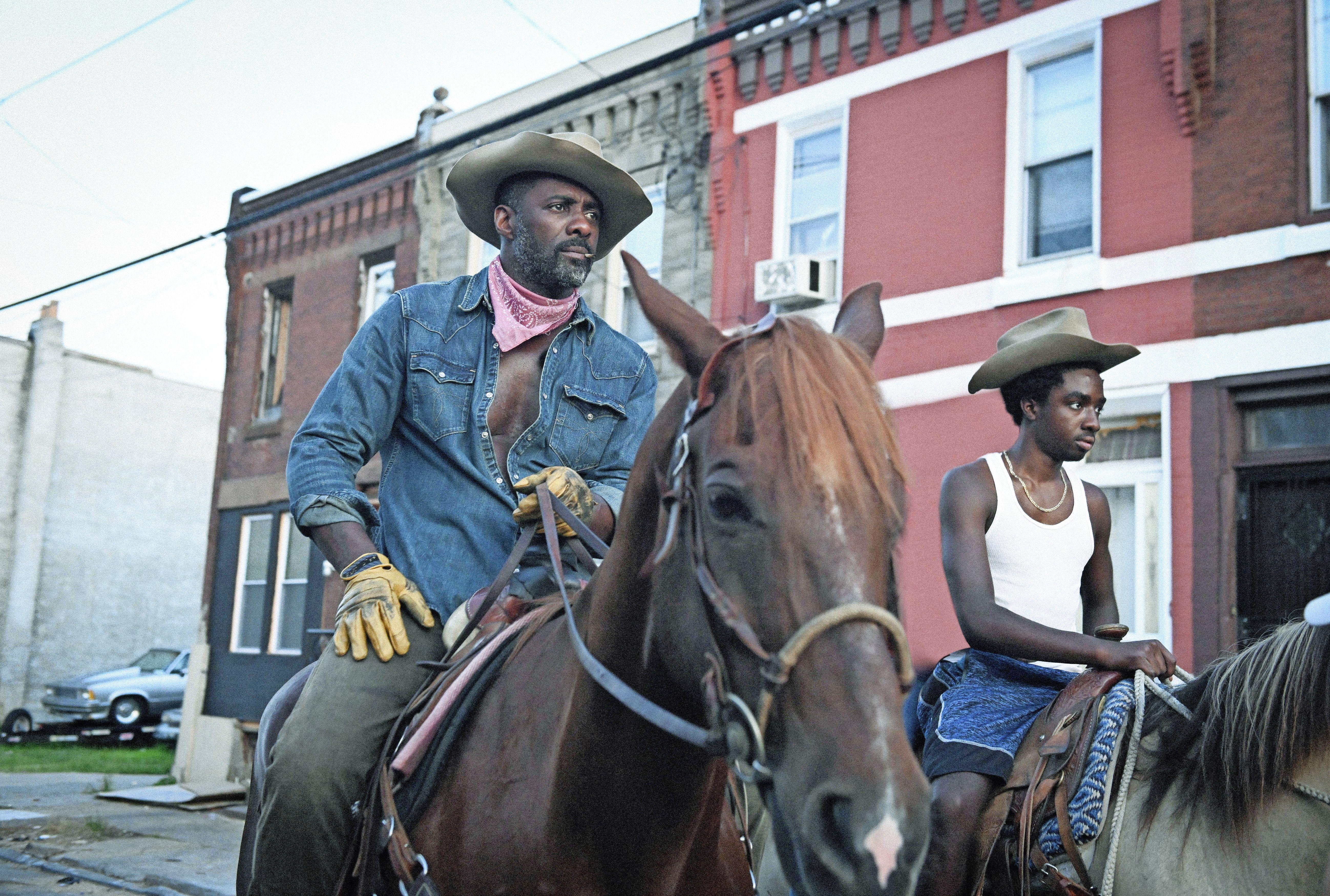Filmrecensie 'Concrete cowboy': Mooi beeld van urban cowboy-cultuur