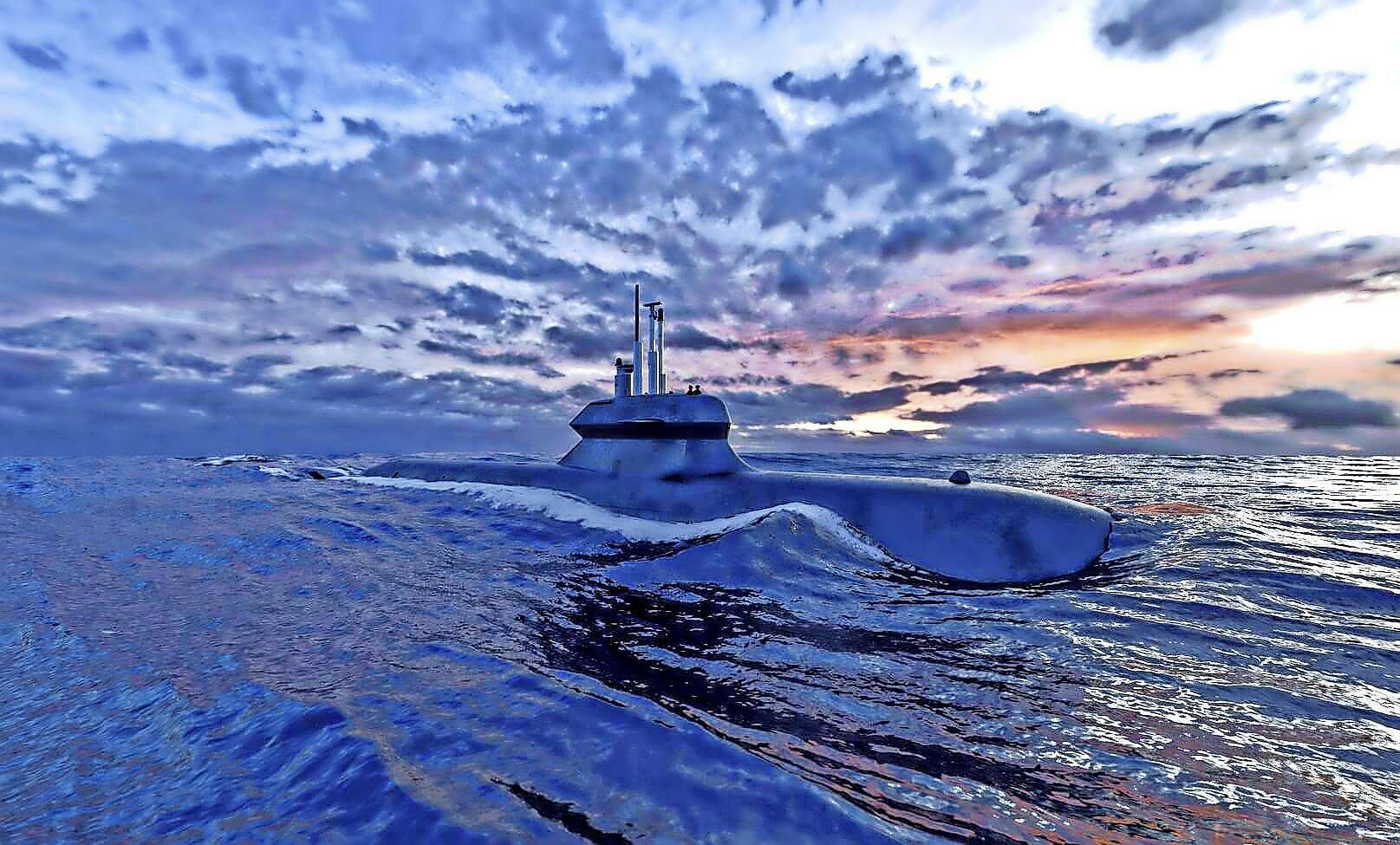 'Zet belang van bouw onderzeeboten voor de regionale economie in het regeerakkoord', bepleiten vier commissarissen van de Koning