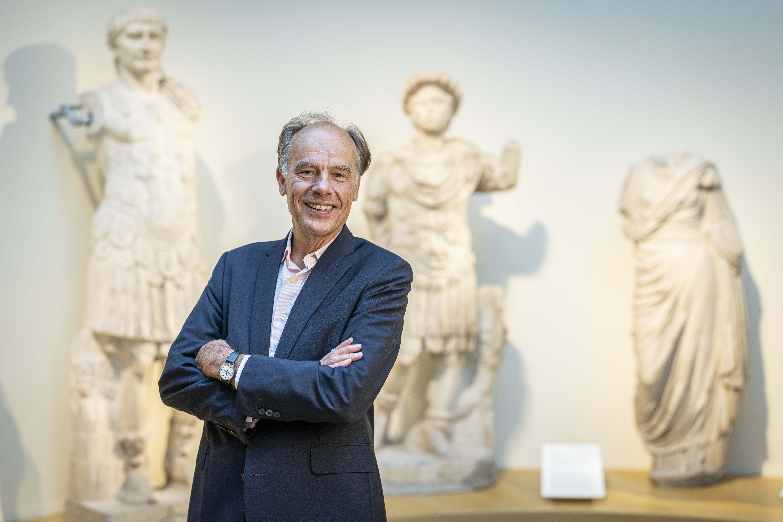 Carel Stolker nieuwe voorzitter raad van toezicht Rijksmuseum van Oudheden
