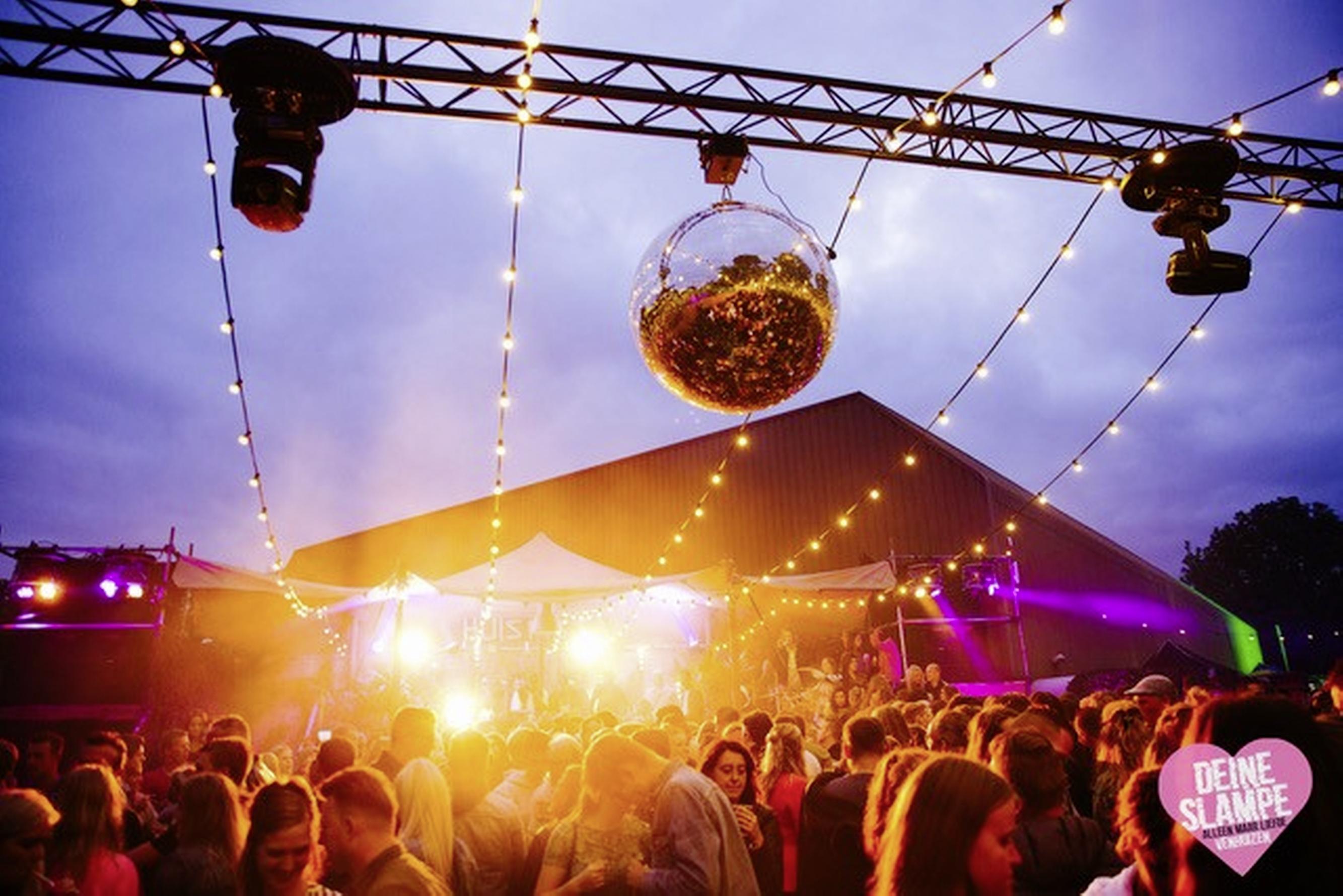 Deine Slampe heropent het Westfriese festival seizoen!