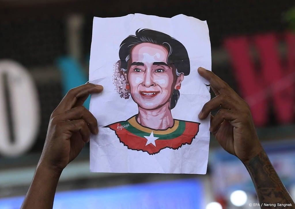 Junta Myanmar schrapt uitslag van parlementsverkiezingen