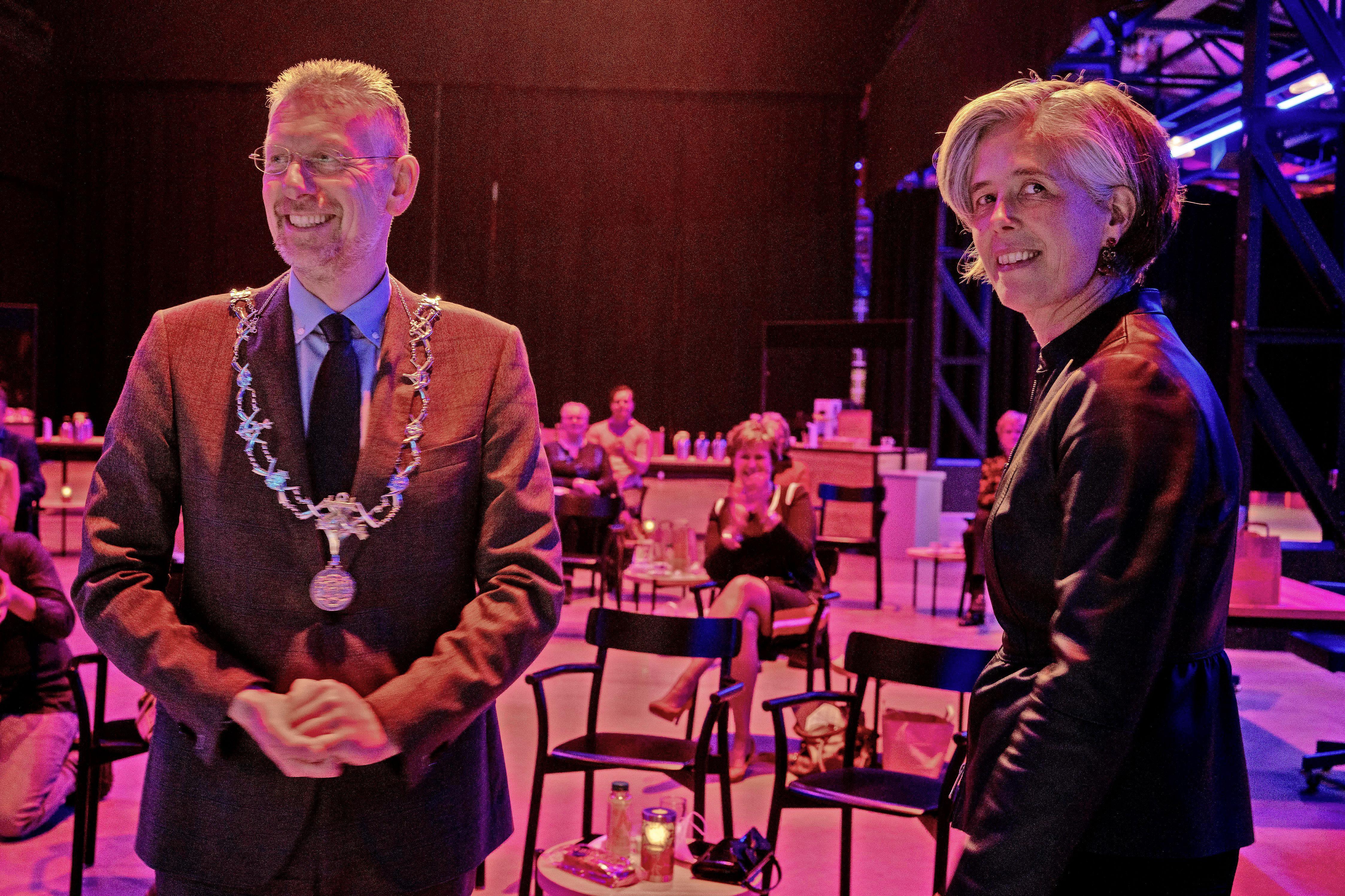 Nieuwe burgemeester Jan de Boer kiest Julianadorp als thuisbasis