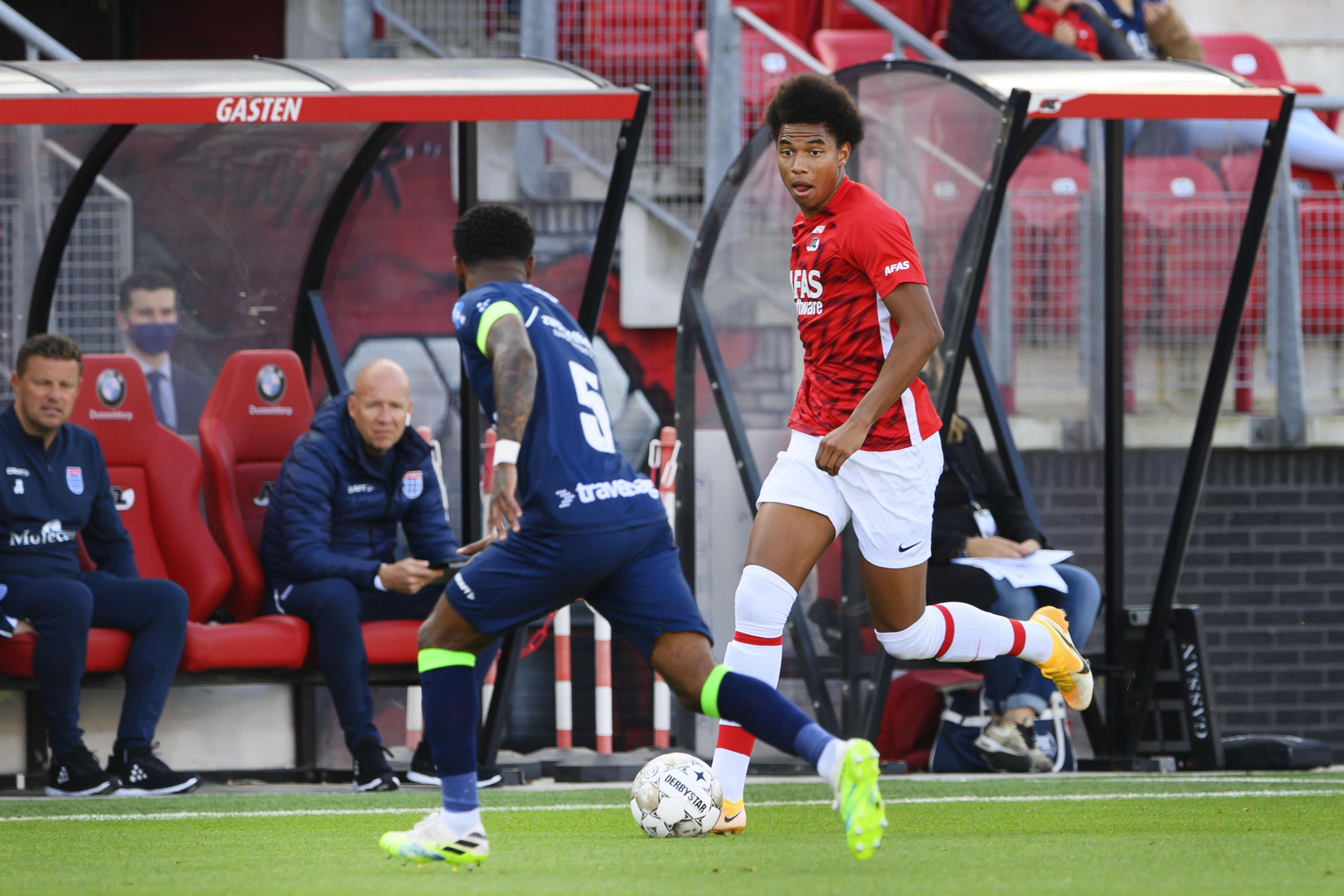 AZ verandert langzaam maar zeker in FC Noord-Holland. Meerderheid spelers komt uit de provincie - en dat is zeker geen toeval