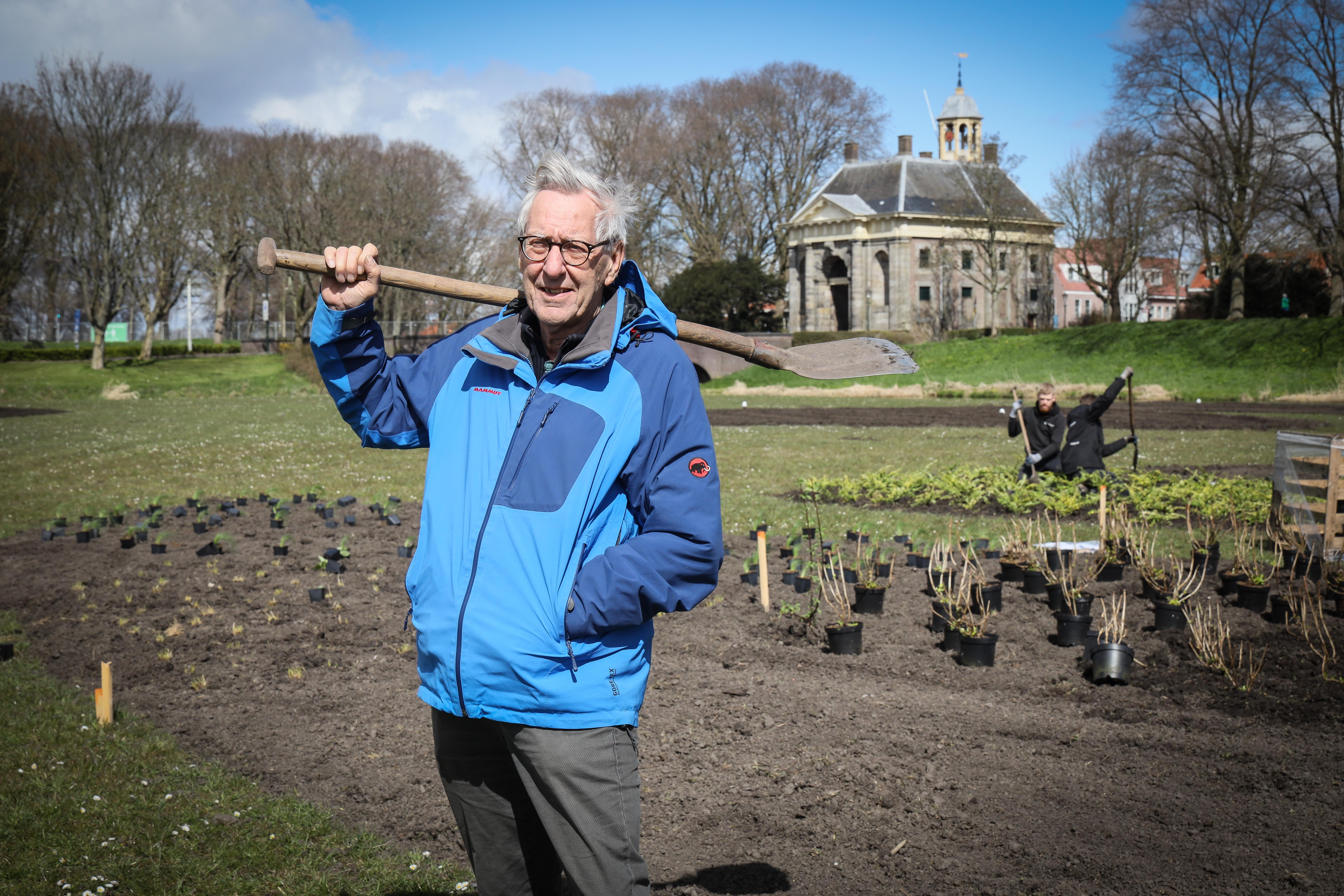 De Garden in Enkhuizen wordt etalage voor zaadwereld en hogeschool voor schooltuinen: jeugd in een schonere wereld laten opgroeien is een missie