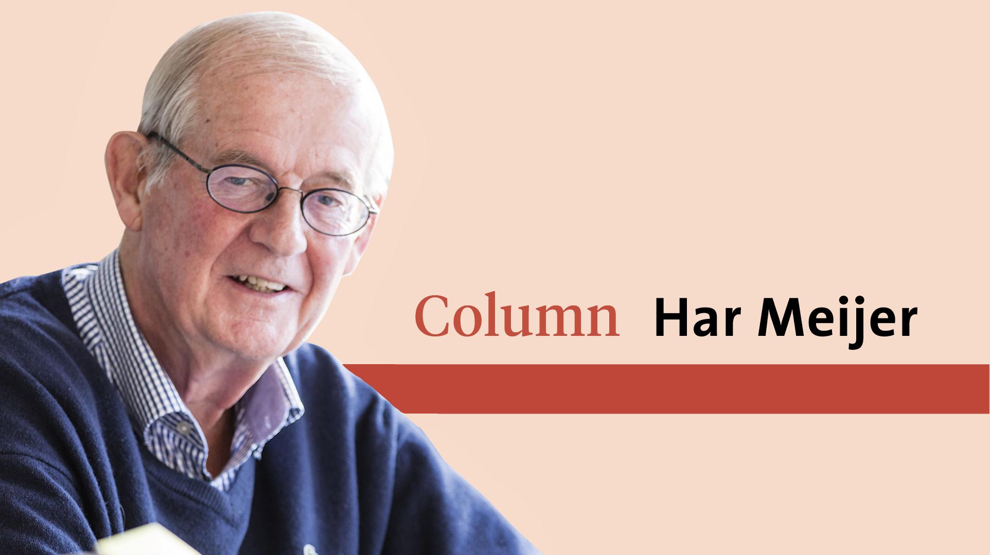 'Als het aan die goochemerd van een Timmermans ligt, komt mijn vreten voortaan allemaal uit het buitenland' ∣ column
