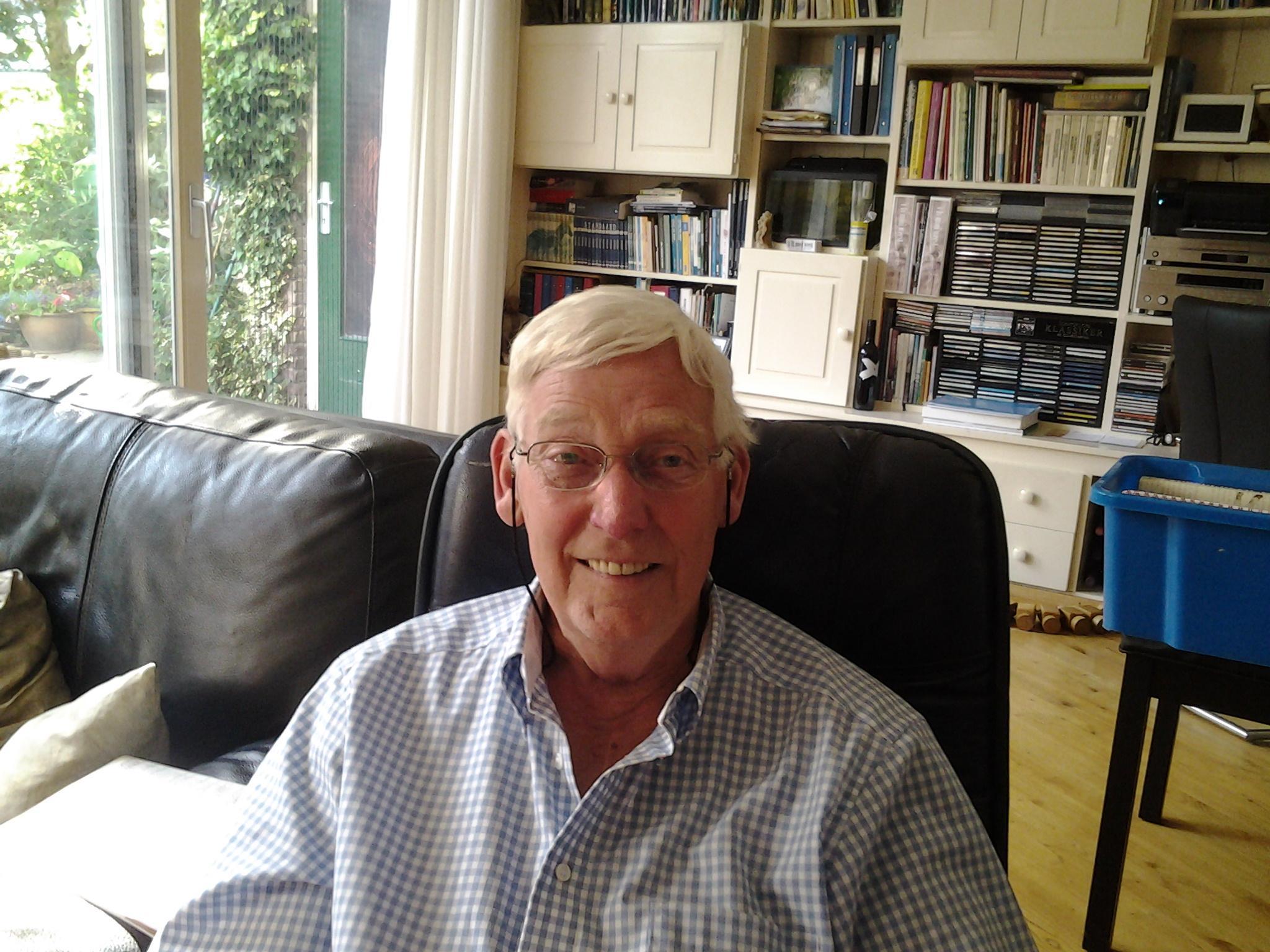 Onderwijsman Henk Klijn uit 't Veld overleden, 78 jaar. Een stille kracht op wie je kon bouwen