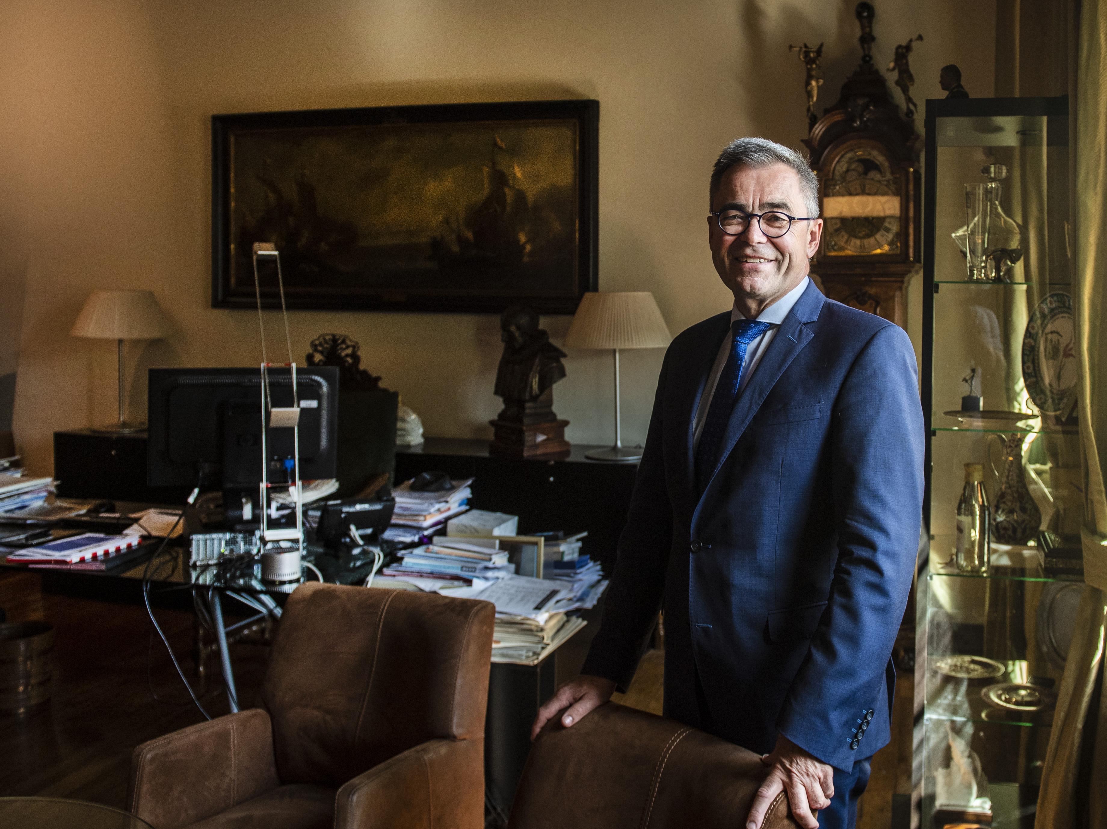 Burgemeester van Haarlem: 'Toegangsverbod tot raadszaal juist bedoeld om democratisch proces te waarborgen'