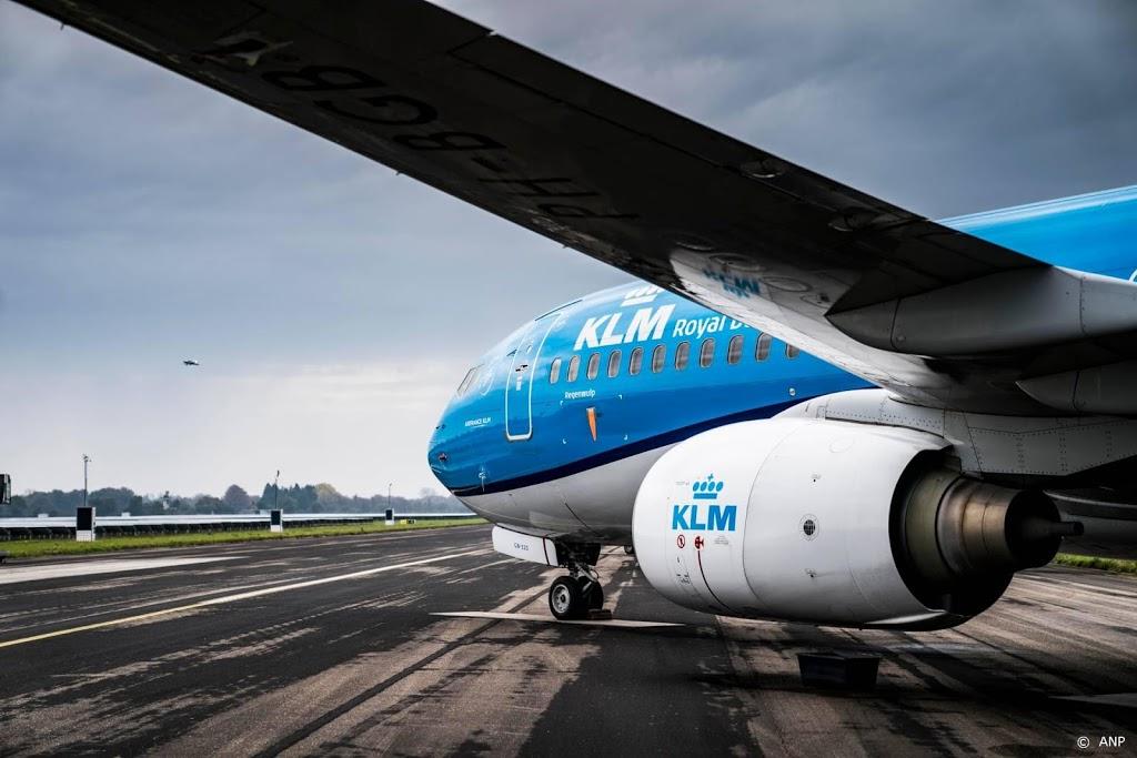 KLM vliegt maandag 24 keer naar het Verenigd Koninkrijk