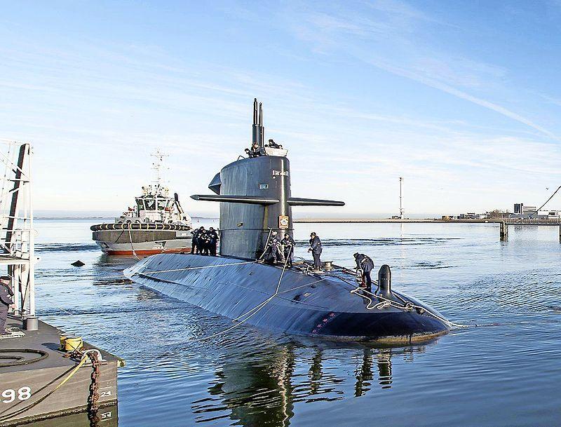 Diepgang en waterverplaatsing nieuwe onderzeeboten bepalen de mate van investeringen in marinehaven