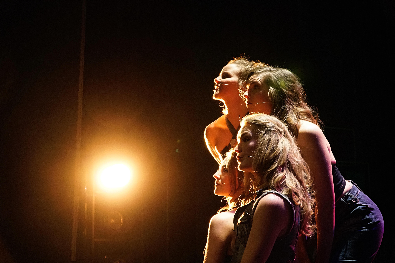 Meisjes met de Wijsjes brengen met Moerstaal meer dan een liedjesprogramma. 'Het moet niet alleen over de liefde gaan'