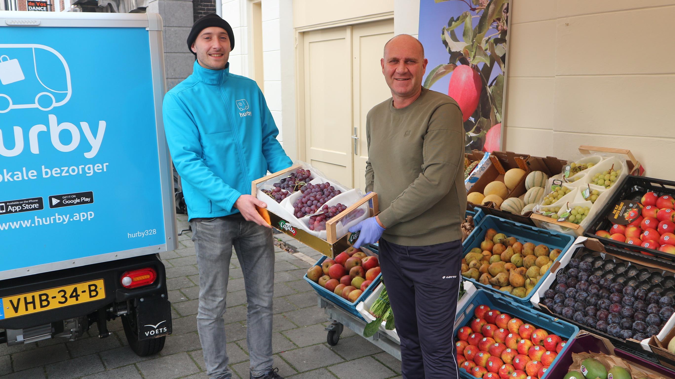 Online 'winkelstraat' in Haarlem via nieuwe website Mijnwinkel.nl