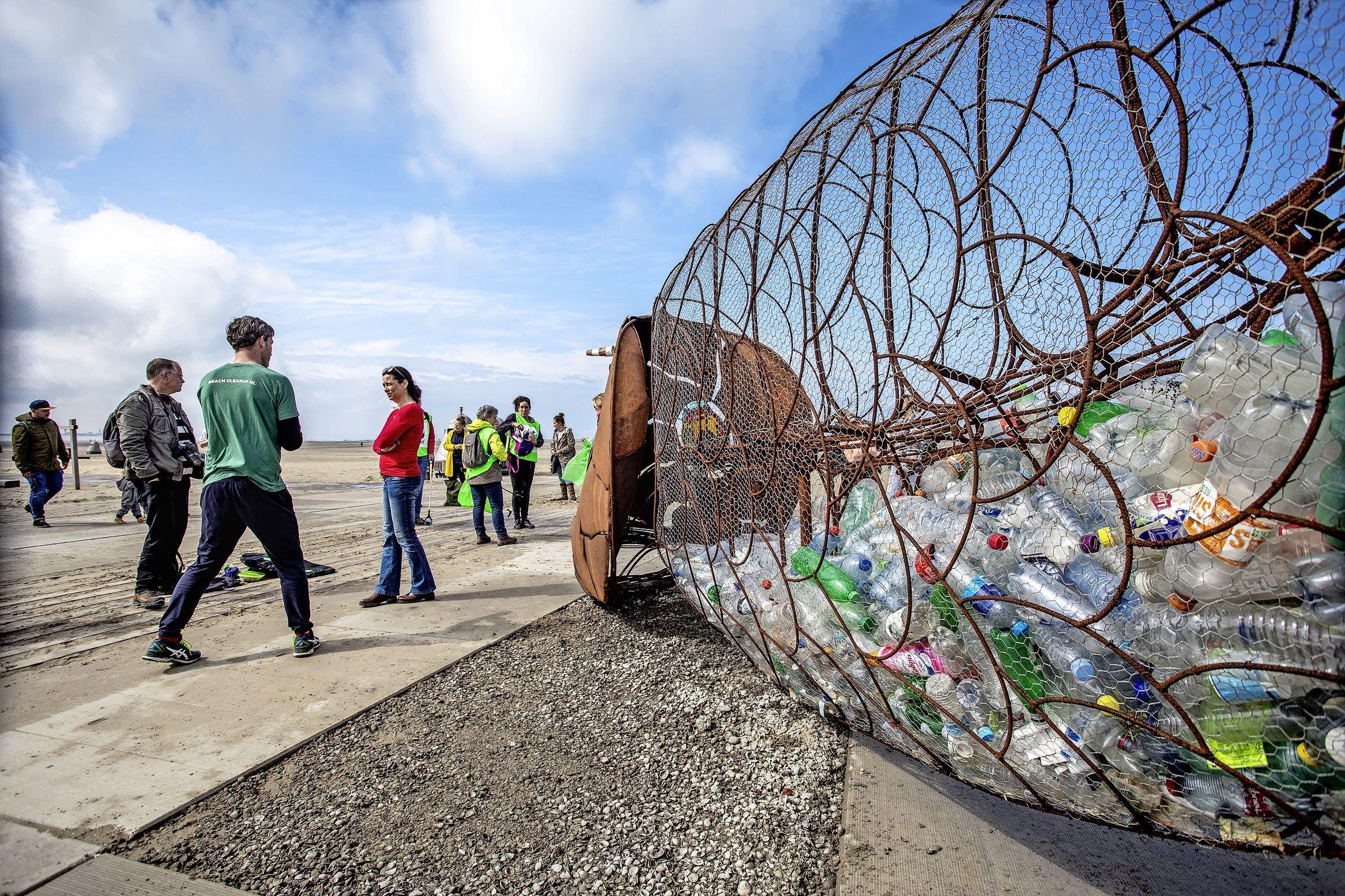 Al ploggend op weg naar een schoner strand: joggend afval verzamelen tussen IJmuiden en Zandvoort