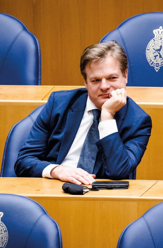 Pieter Omtzigt stapt uit CDA