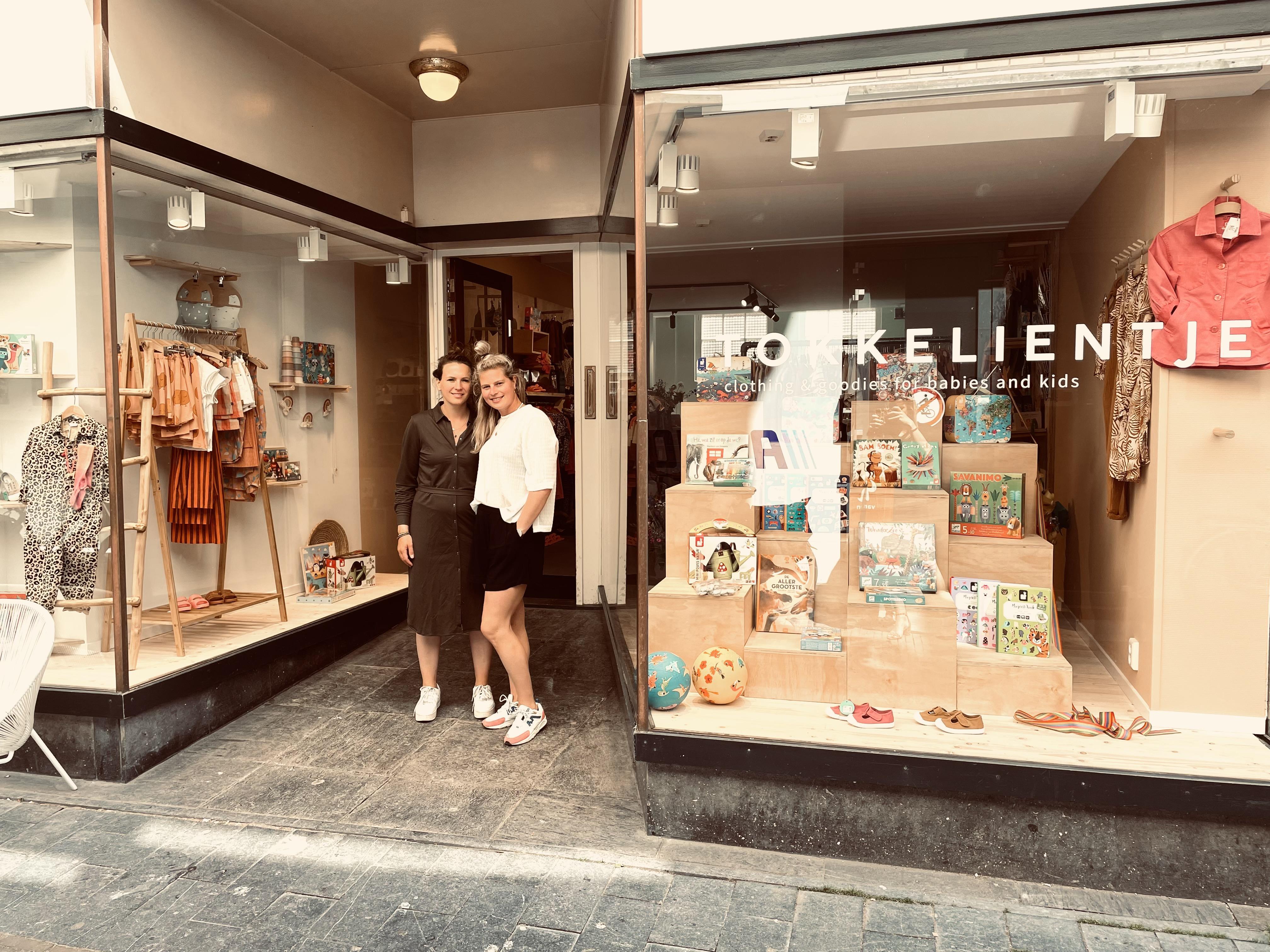 Tokkelientje is verhuisd naar een groter pand in Leiden: 'Deze winkel ligt veel meer in de loop'