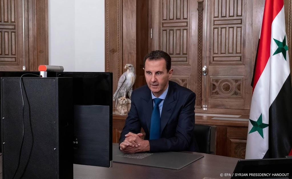 Syrische leider wil vluchtelingen terug