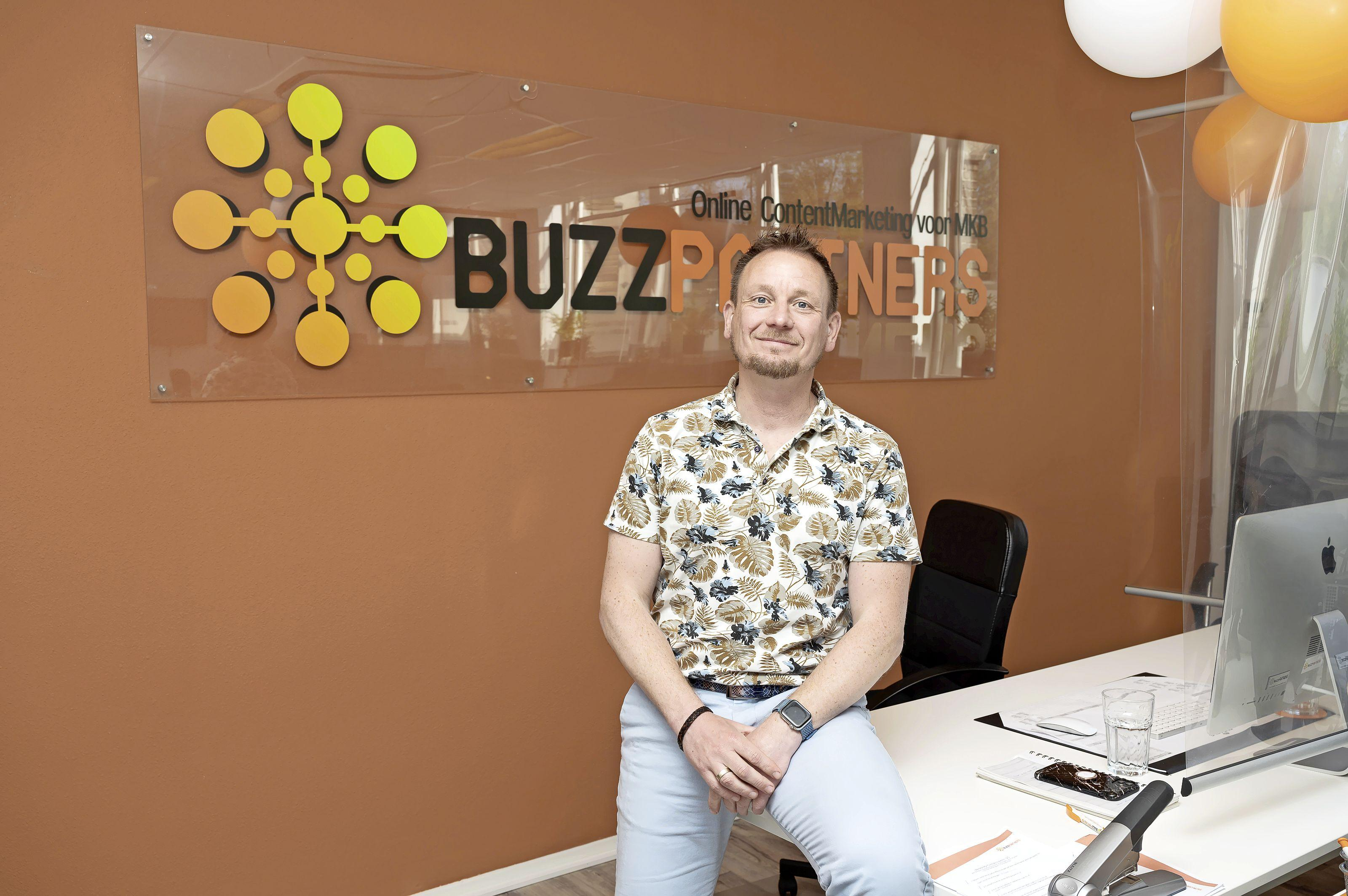 BuzzPartners is pionier in socialmediamarketing; het bedrijf startte daar al mee toen het eigenlijk nog niet bestond
