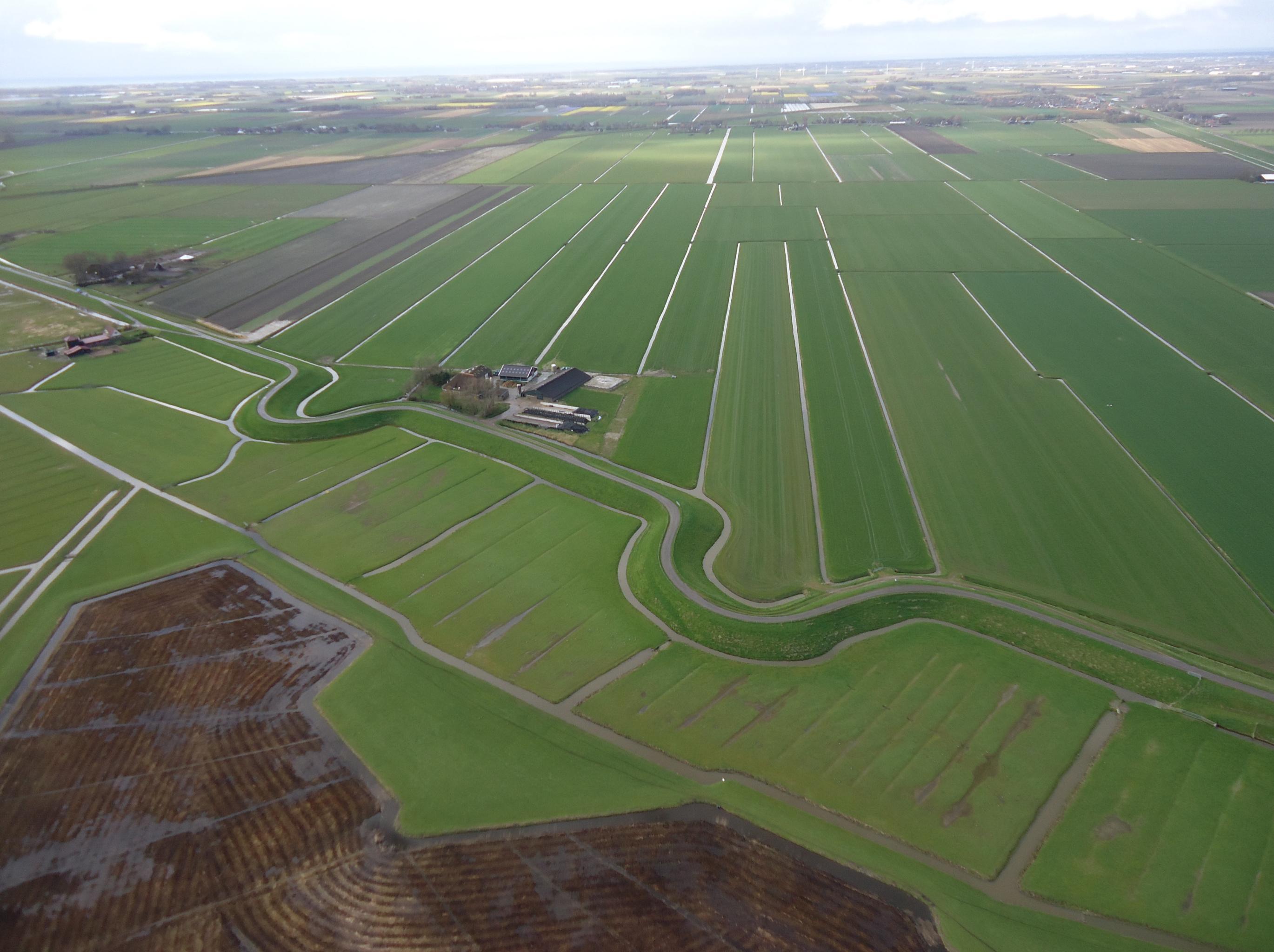De Westfriese Omringdijk moet Werelderfgoed worden. En Schagen moet het voortouw nemen, vinden de initiatiefnemers