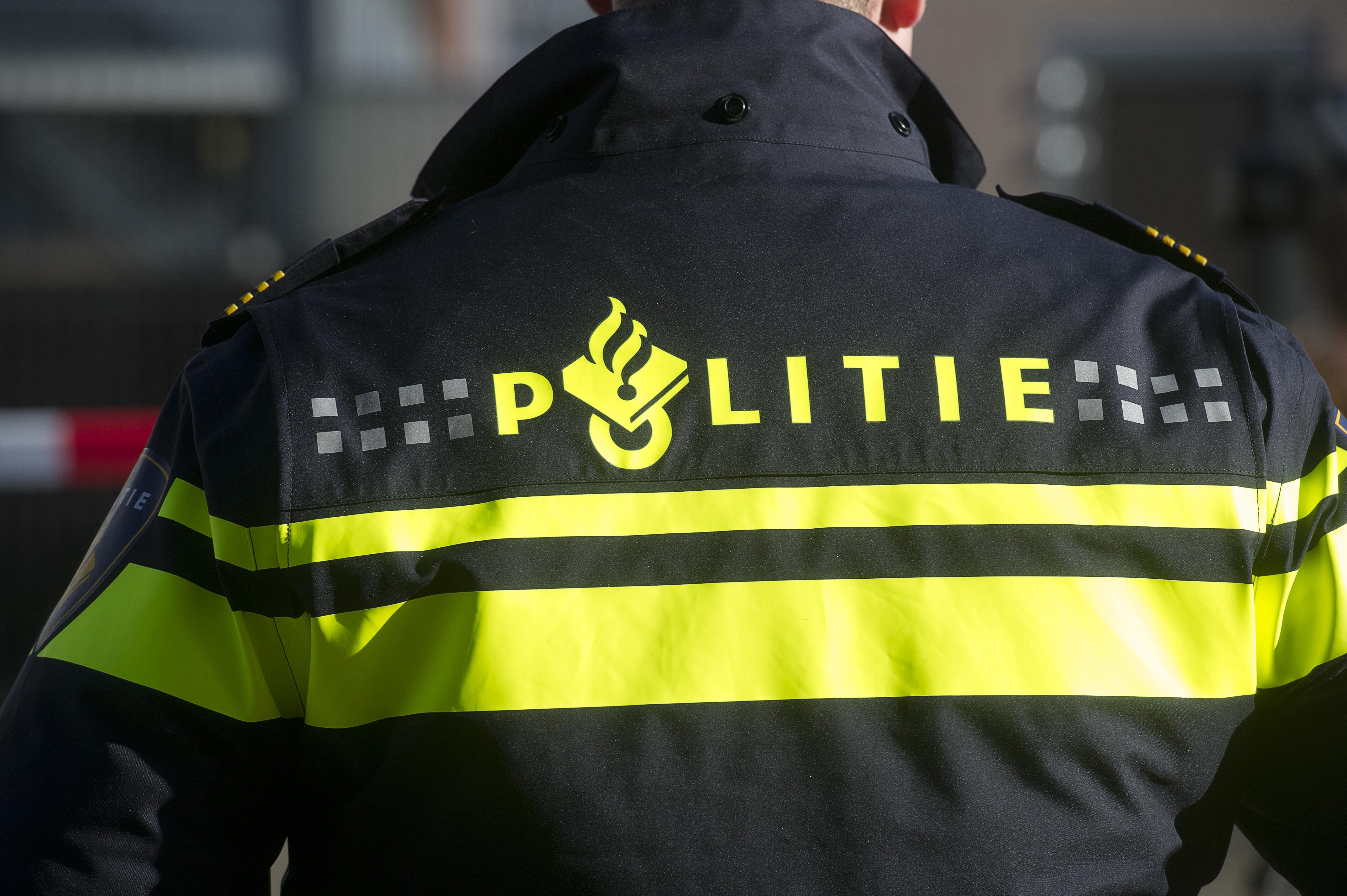 Twee mannen aangehouden bij afvalbrengstation in Bunschoten-Spakenburg