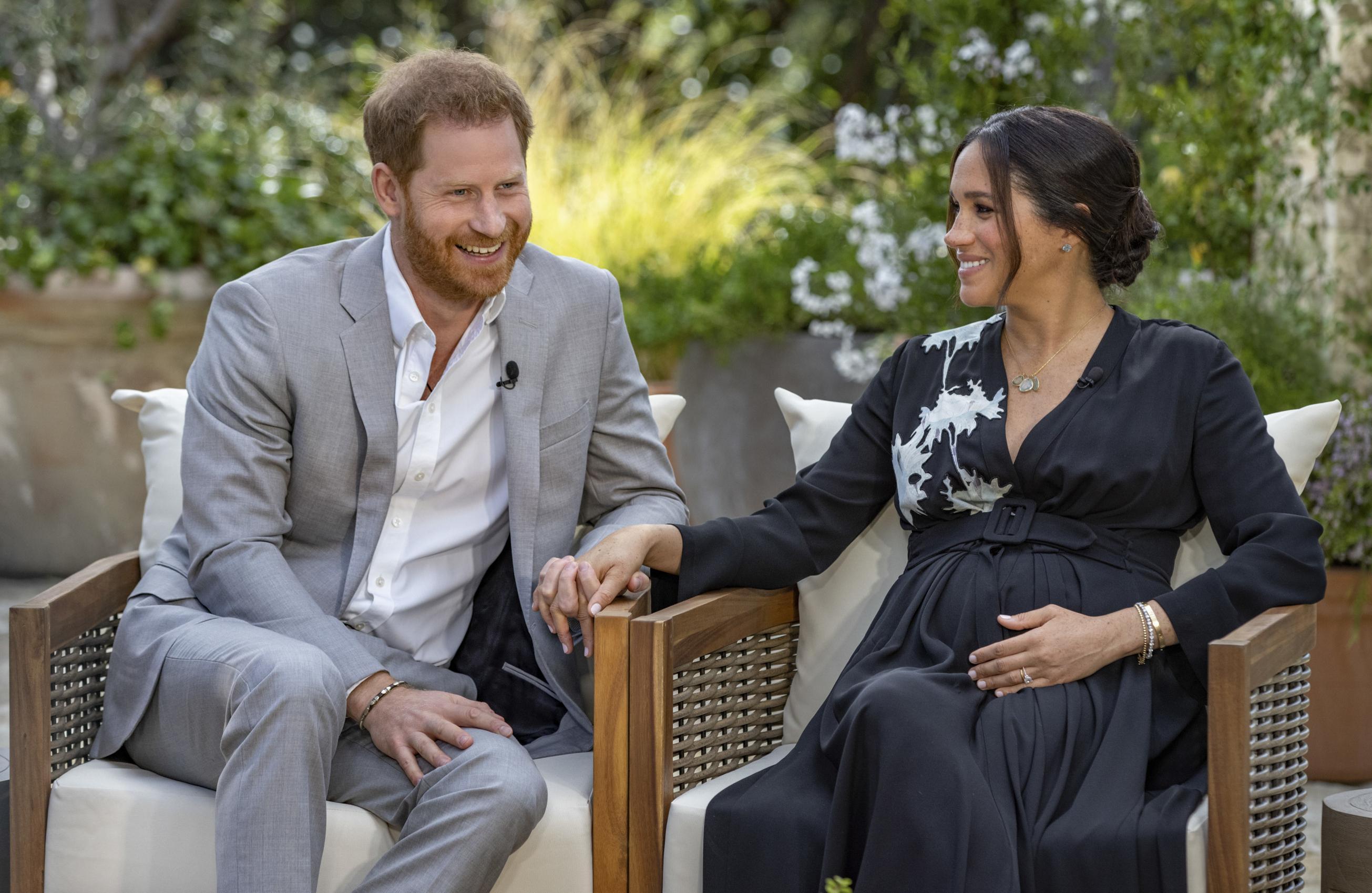 Er komt een einde aan de geloofwaardigheid van een Amerikaanse actrice die haar loopbaan opgeeft om met een Britse prins te trouwen | commentaar