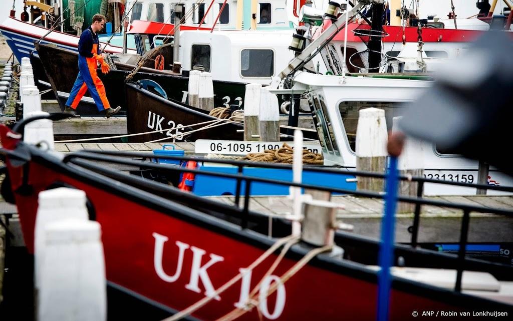 'Kotter uit Urk gezonken voor Franse kust, bemanning gered'