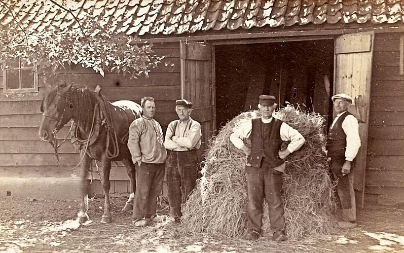 Expositie in teken van boerenleven van toen en nu in Assendelft