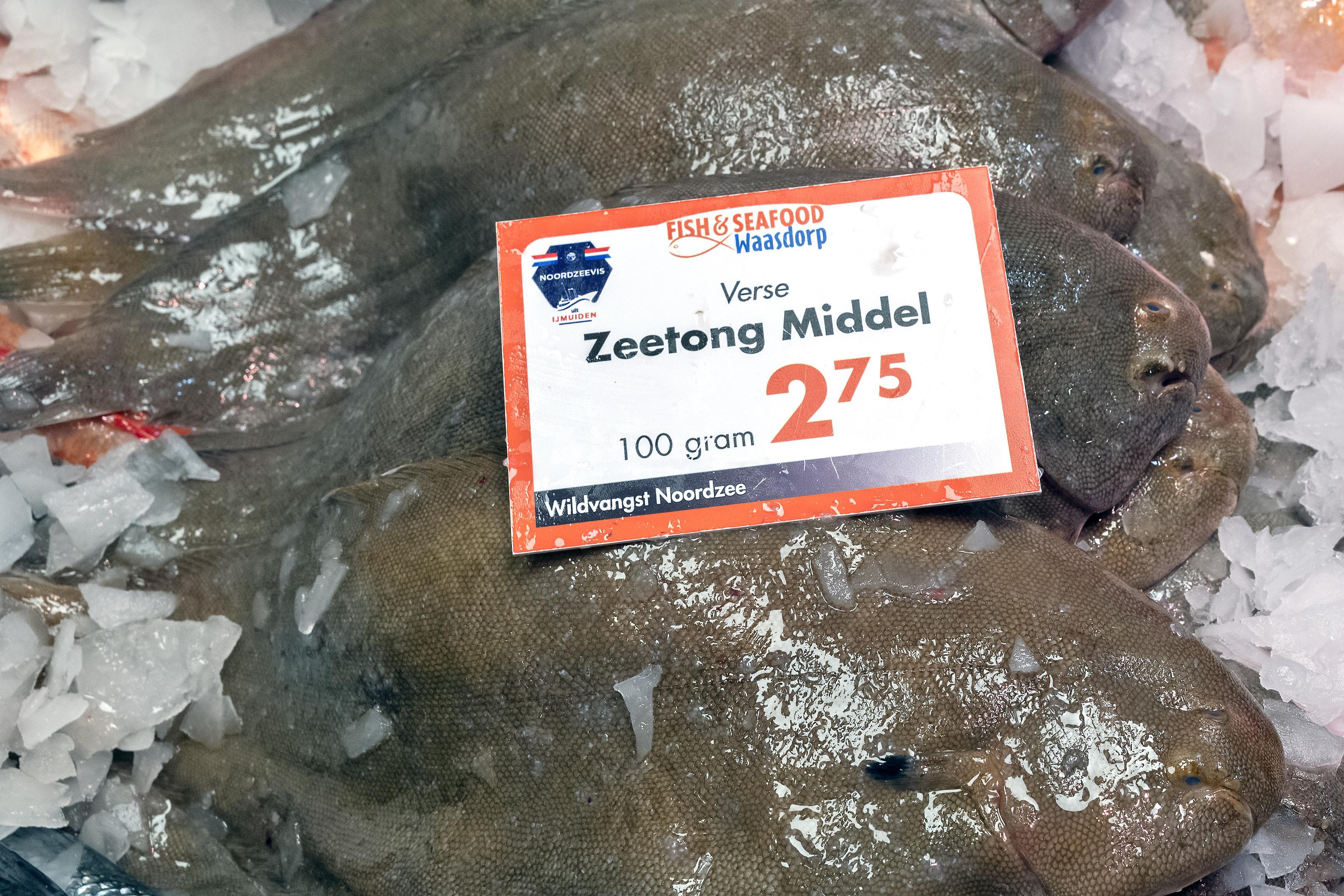 Maken van duurzame keuze is lastig als 99 procent van visverkopers zich niet aan etiketteringsregels houdt