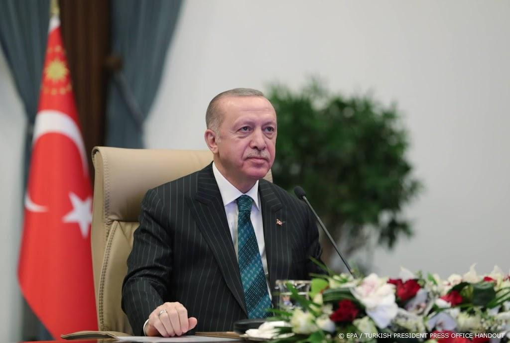 Erdogan belt paus over ''massamoord op Palestijnen''