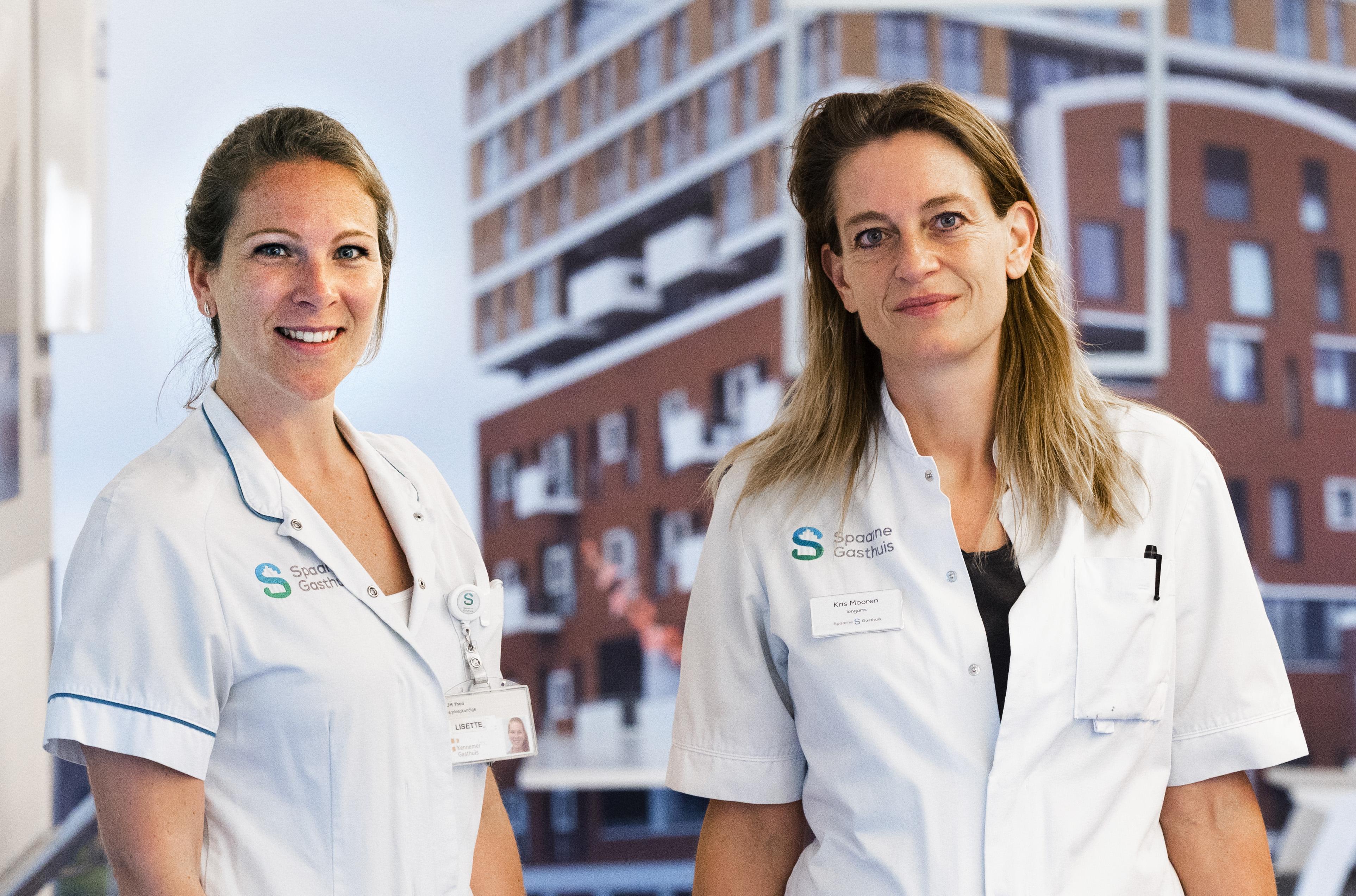 Patiënt blijft in eindfase belangrijker dan ziekte voor personeel coronaunit Haarlem