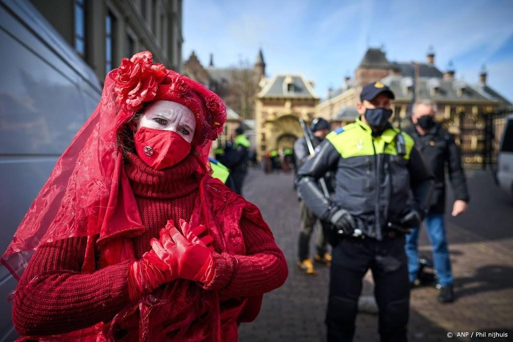 Politie: burgemeester verbiedt demonstratie bij Binnenhof
